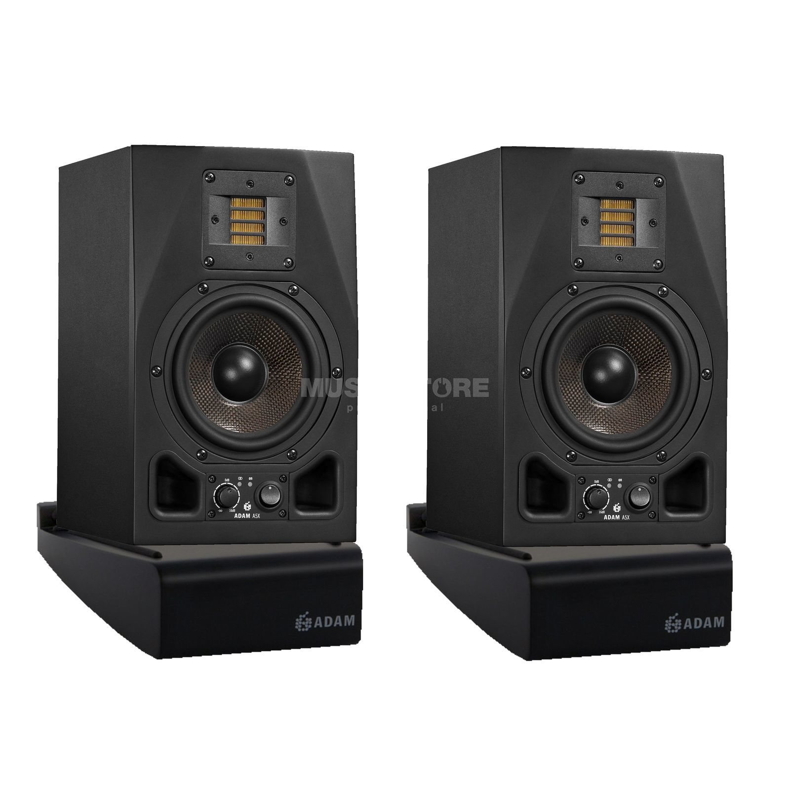 Adam Audio A5X + Stand -Set Produktbillede