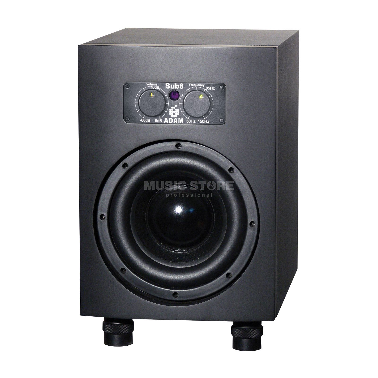 Adam Audio Sub 8 FR Subwoofer, factory refurbished Produktbillede