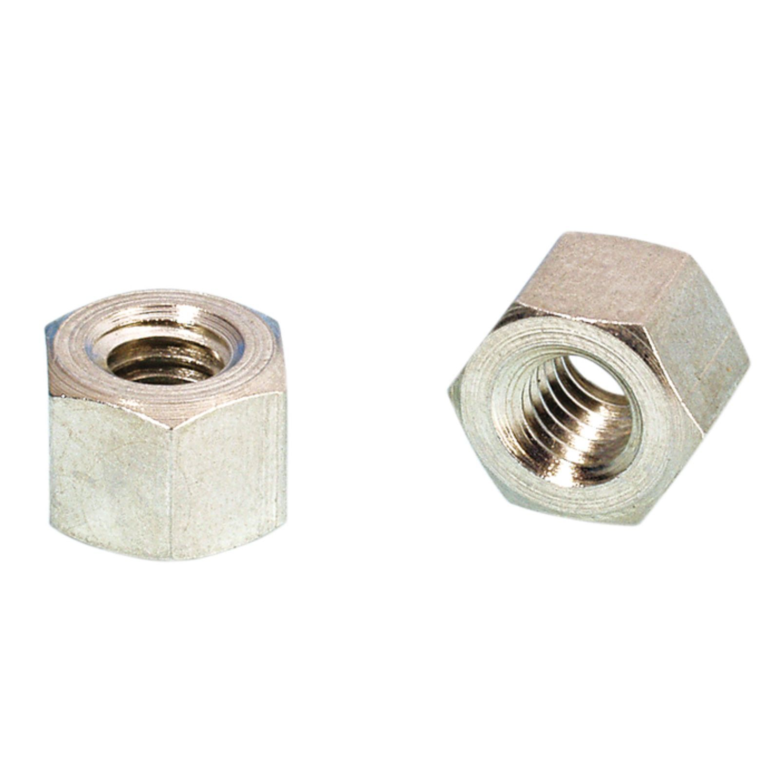 Adam Hall 5666 Hexagonal Nut Blister x20  M6 Produktbillede