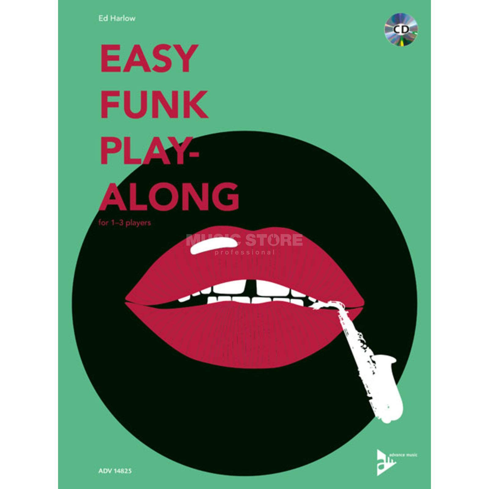 Advance Music Easy Funk Play-Along Produktbild