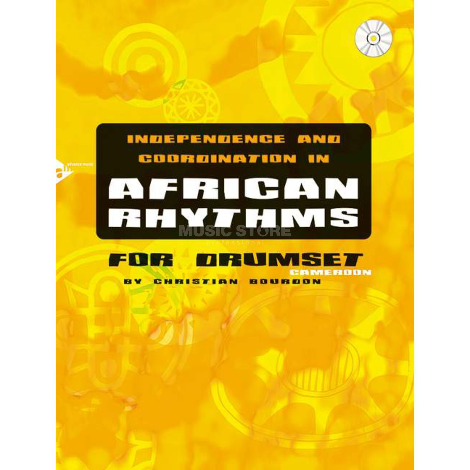 Advance Music Independence And Coordination in African Rhythms, Drums Produktbild