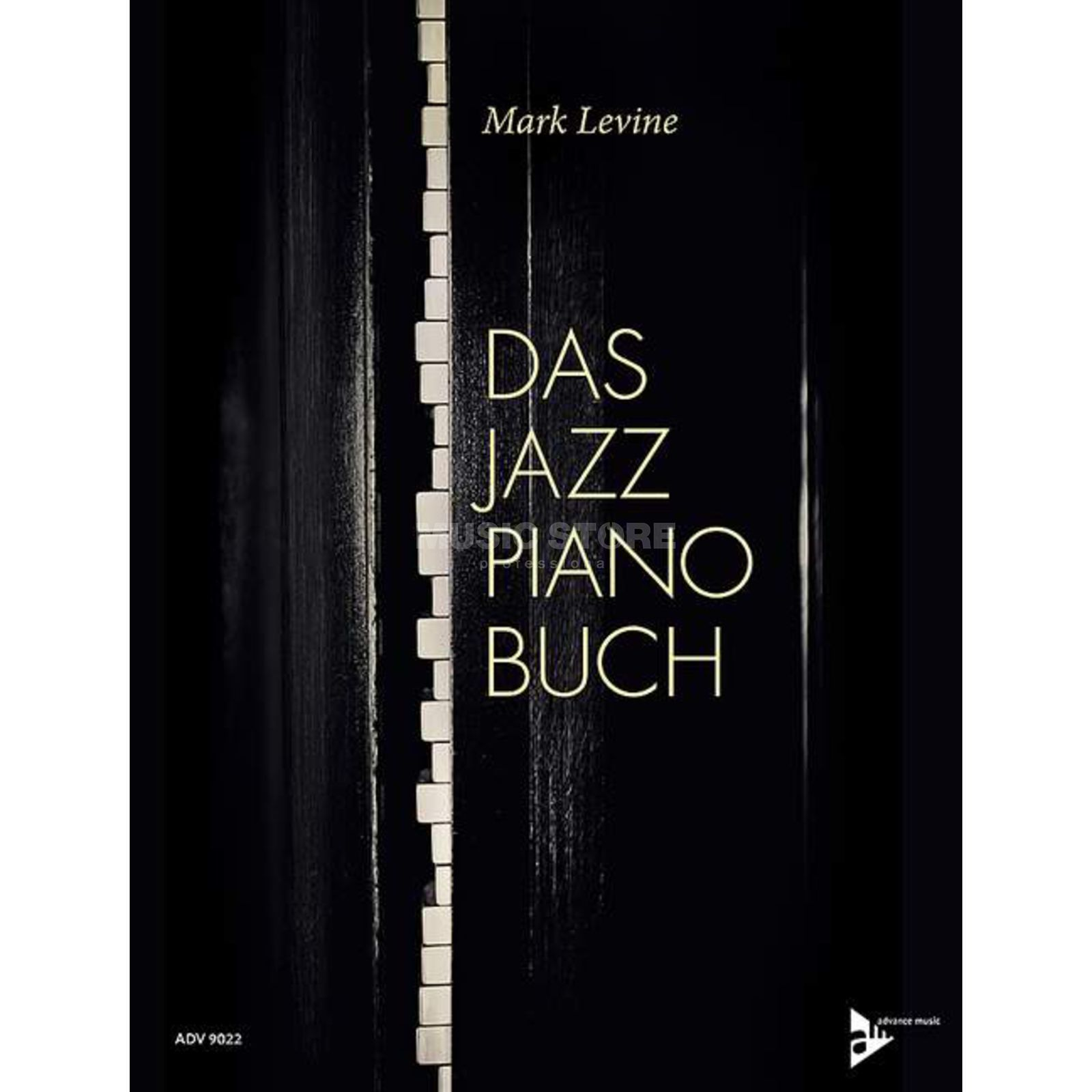 Advance Music Levine: Das Jazz Piano Buch Mark Levine, Buch Produktbillede