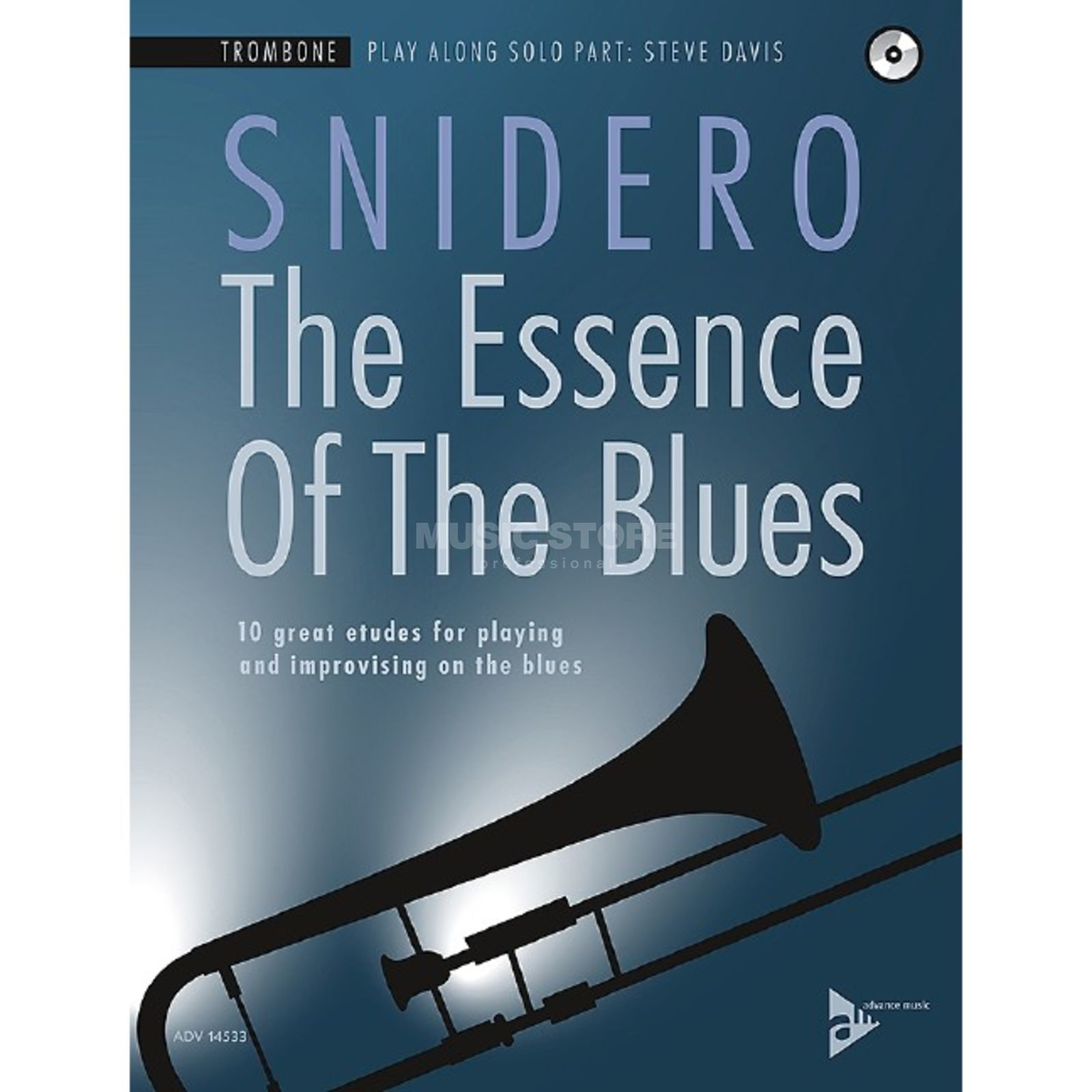 Advance Music The Essence Of The Blues Productafbeelding