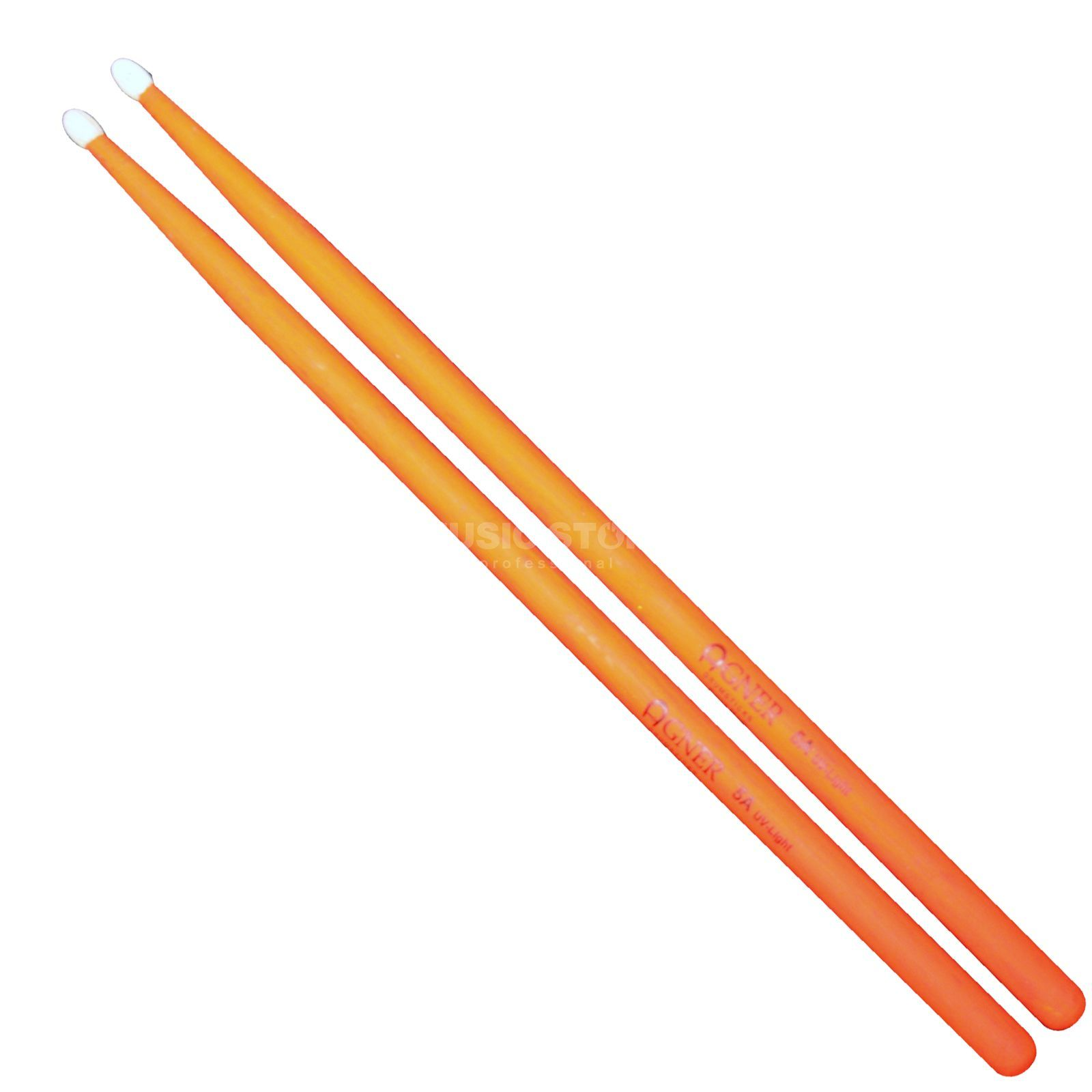 Agner UV-Glowsticks, 5A, Orange Produktbild