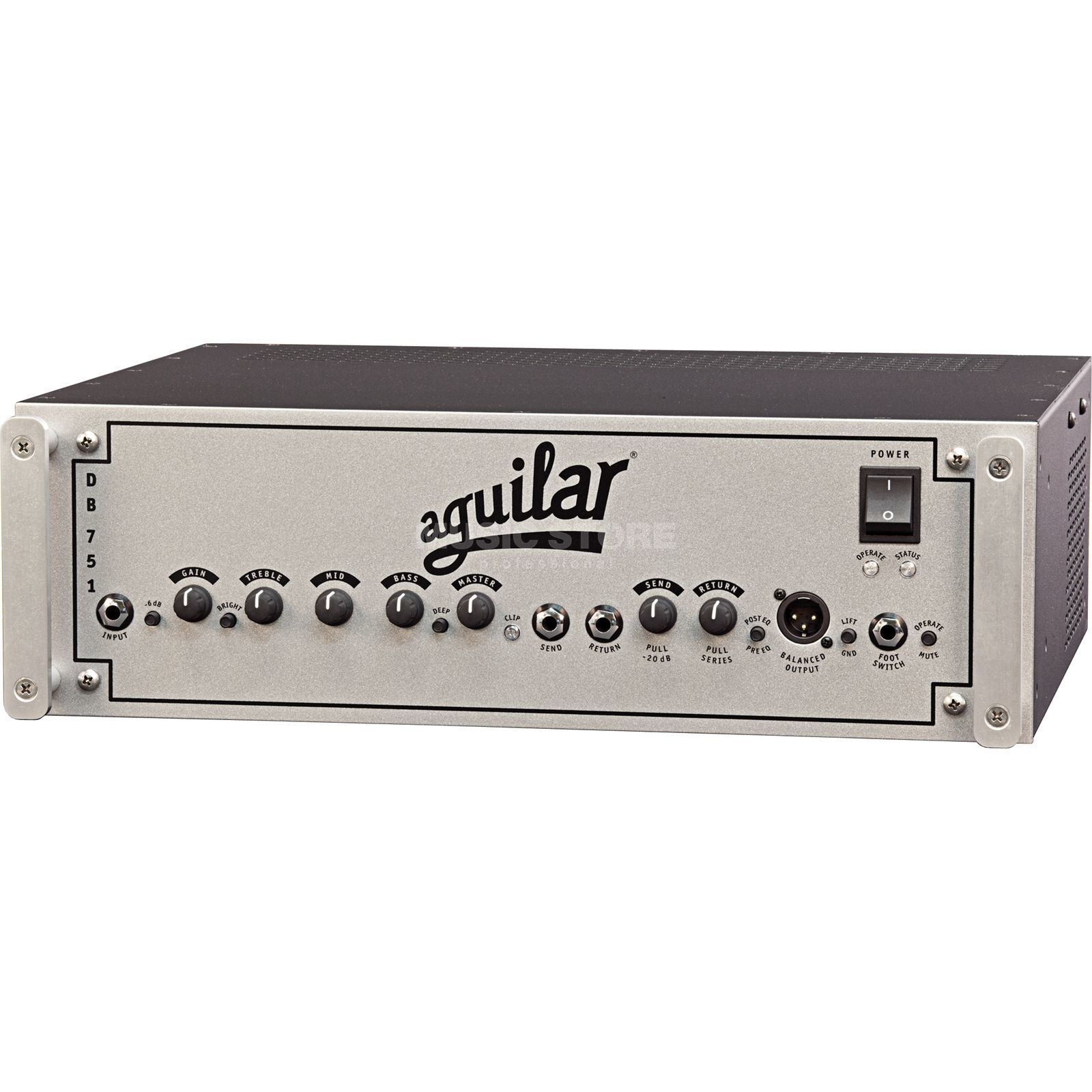 Aguilar DB 751 Head 750 Watt Productafbeelding