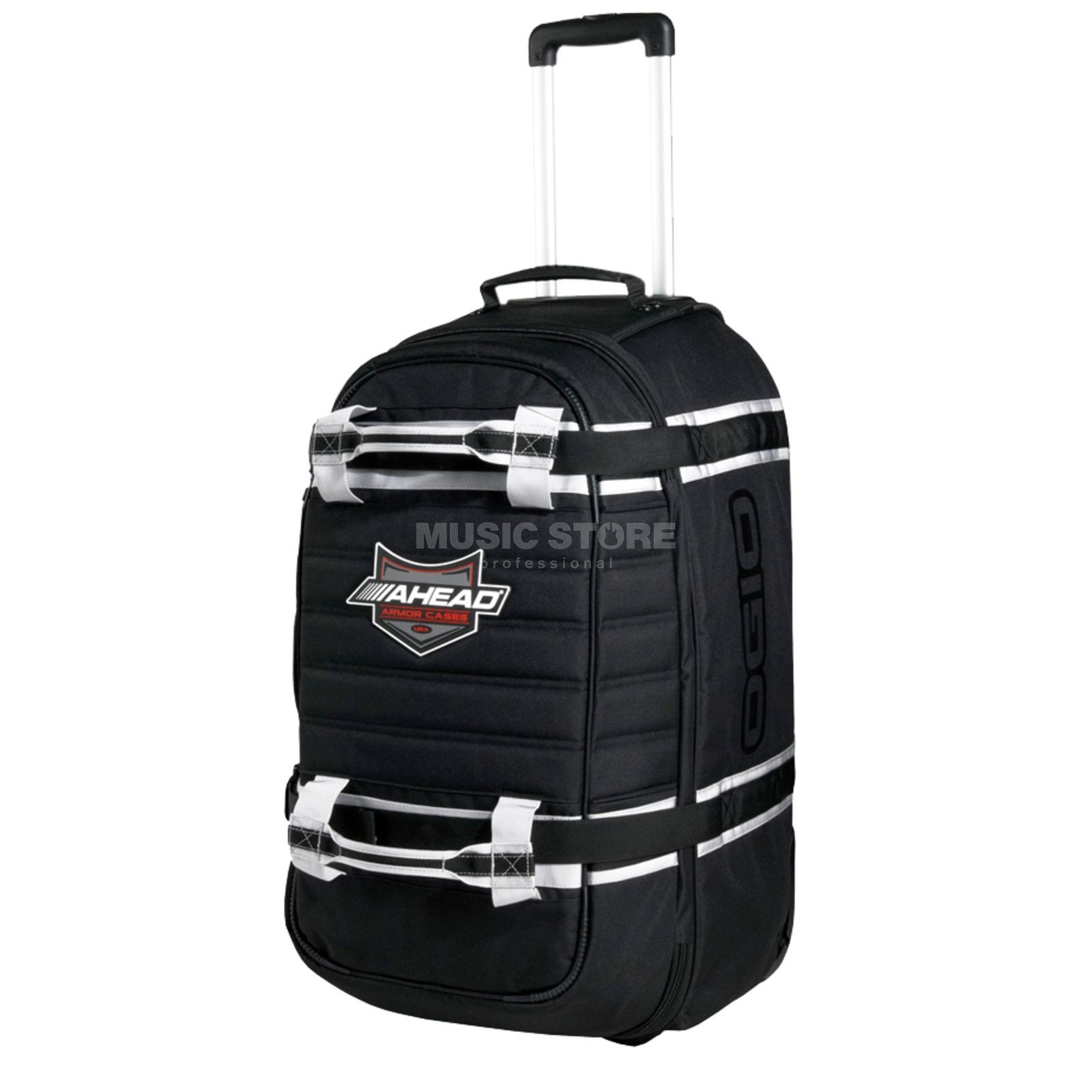 "Ahead Armor Cases Hardware Bag 5028OW, w/wheel, 28""x14""x14"", no SLED Immagine prodotto"