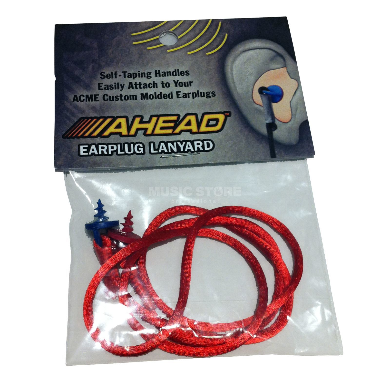 Ahead Sticks ACMEL Cord f. Ear Protection  Produktbillede