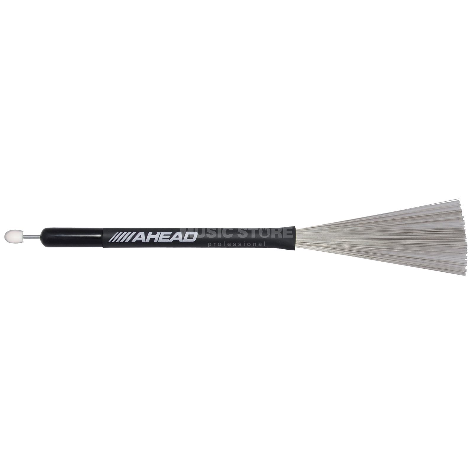 Ahead Sticks Jazz brushes + stick tip SBW  Product Image
