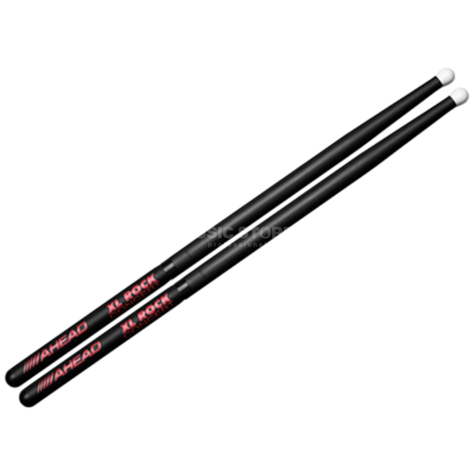 Ahead Sticks XL ROCK CONCERT Alu-Sticks Super Short Taper Produktbild