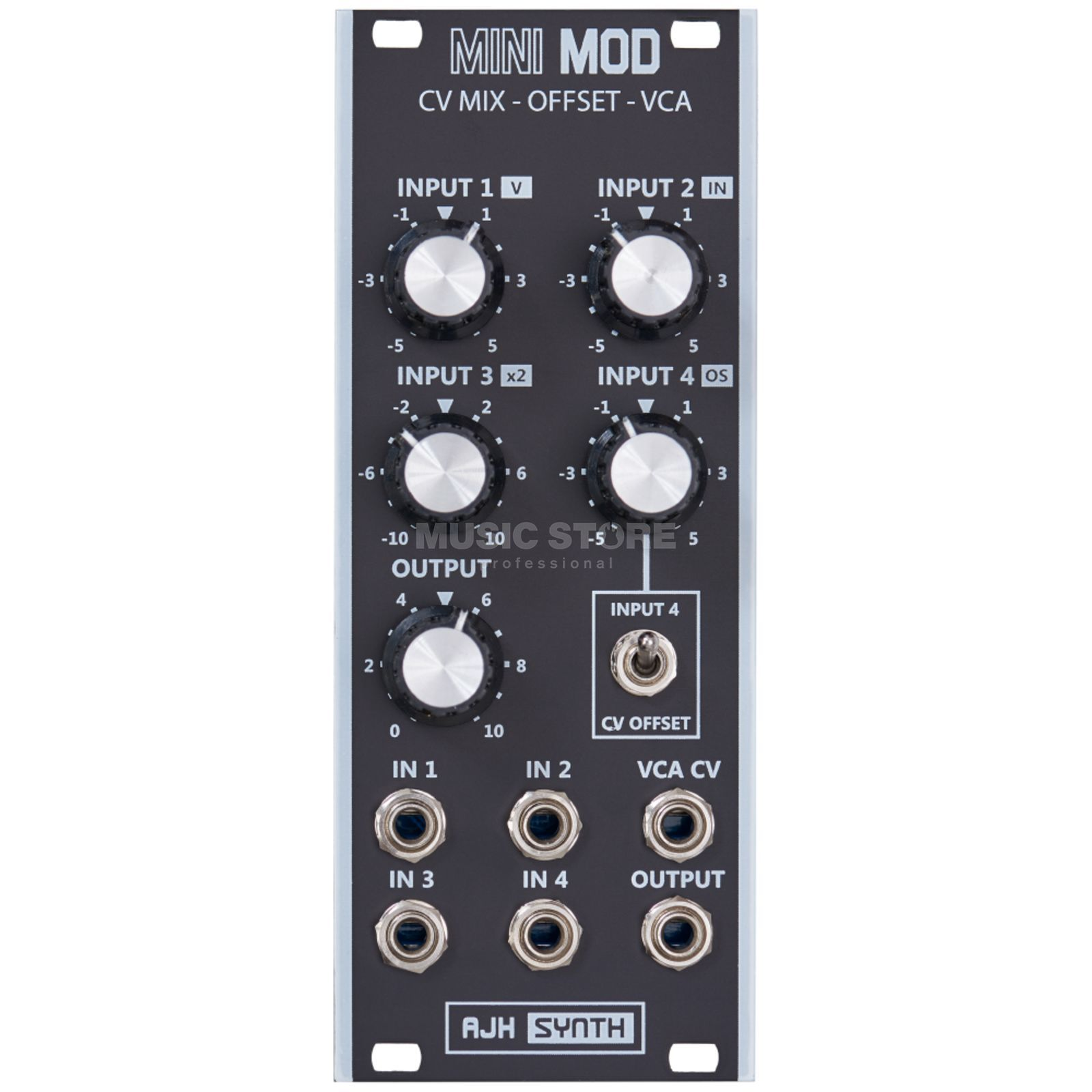 AJH Synth MiniMod CV Mix-Offset-VCA Product Image