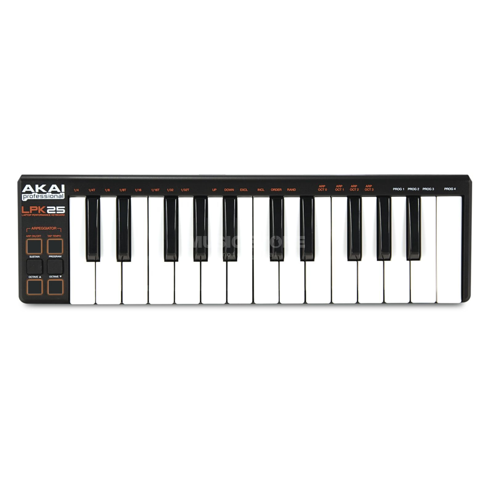 Akai LPK 25 Mini Keyboard Product Image