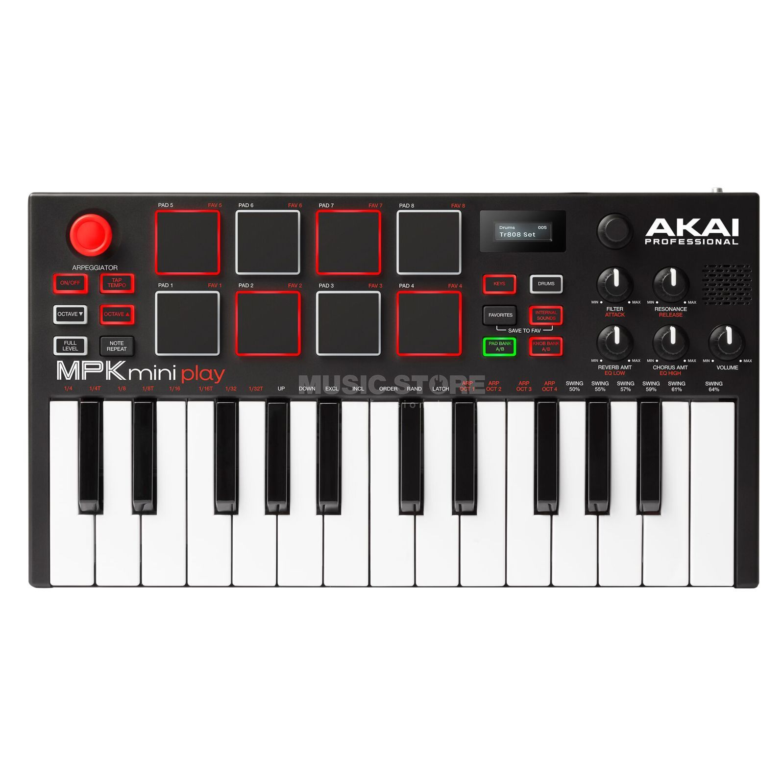 Akai MPK Mini Play Produktbild