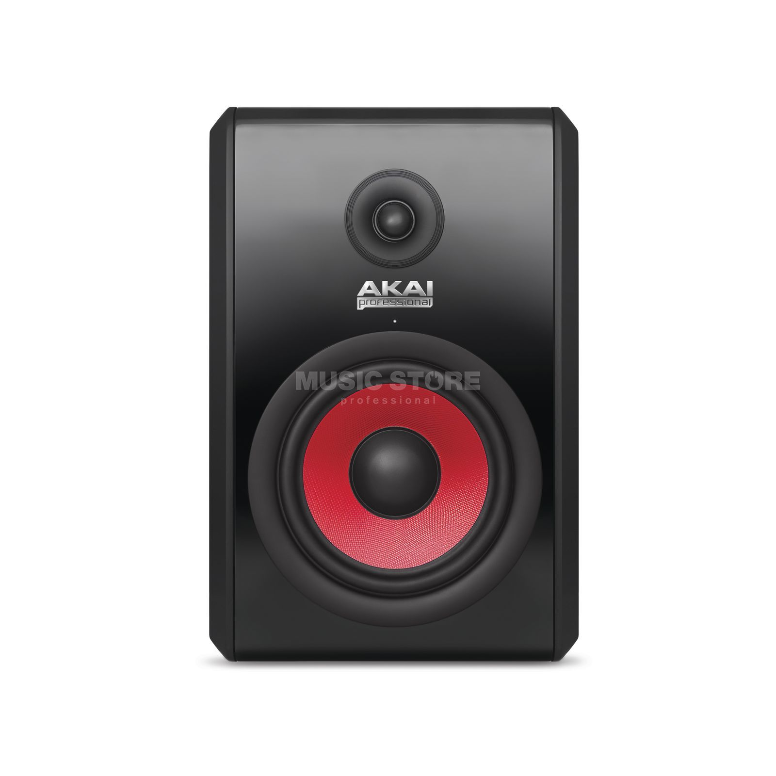 Akai RPM800 Black 2 Way Studio Monitor active Produktbillede