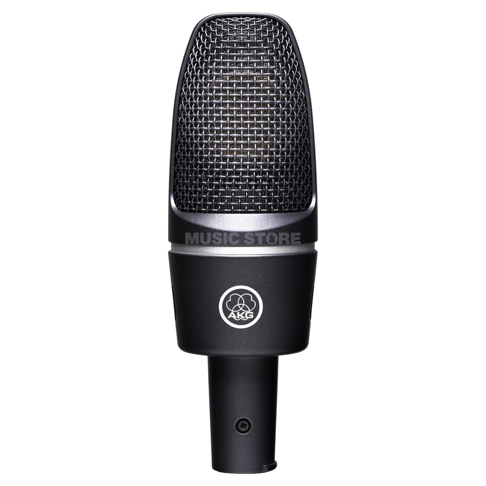 AKG C 3000 B Cardioid Condenser Microphone