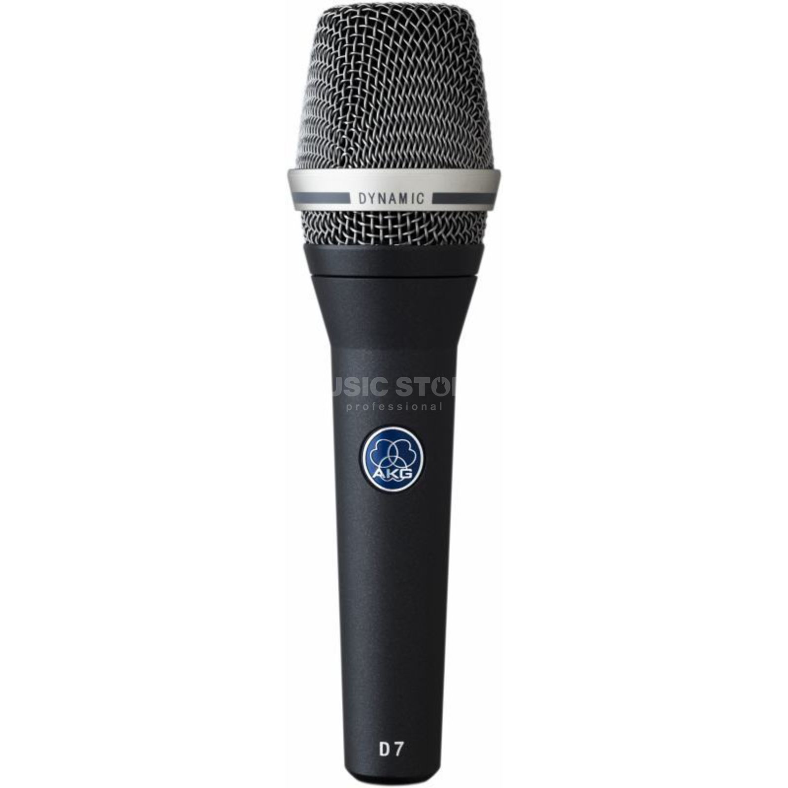 AKG D 7 High Performance Dynamic Vocal Microphone Produktbillede