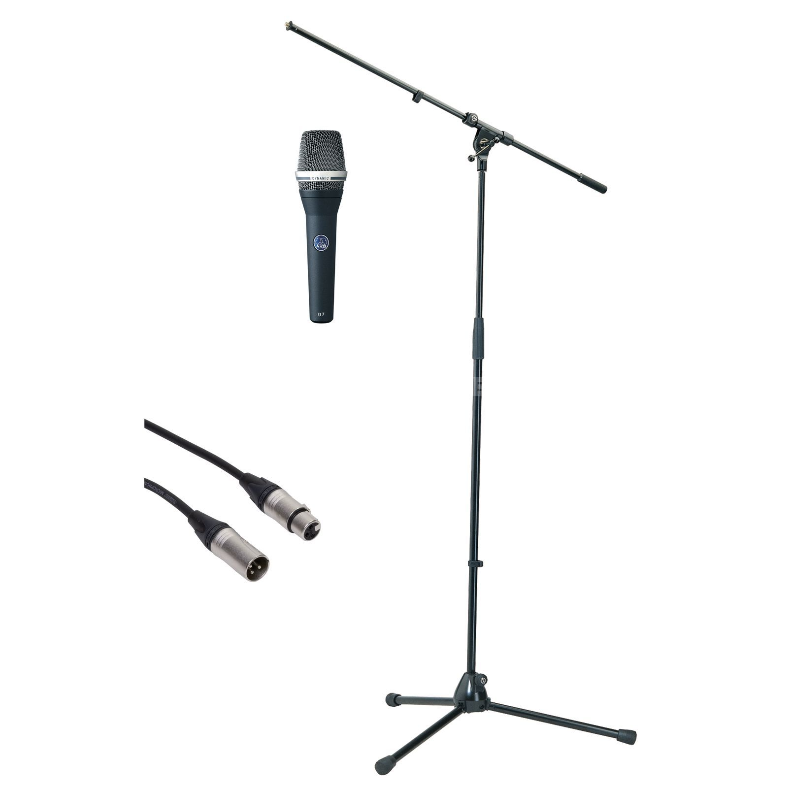 AKG D7 Basic 1 - Set Produktbild