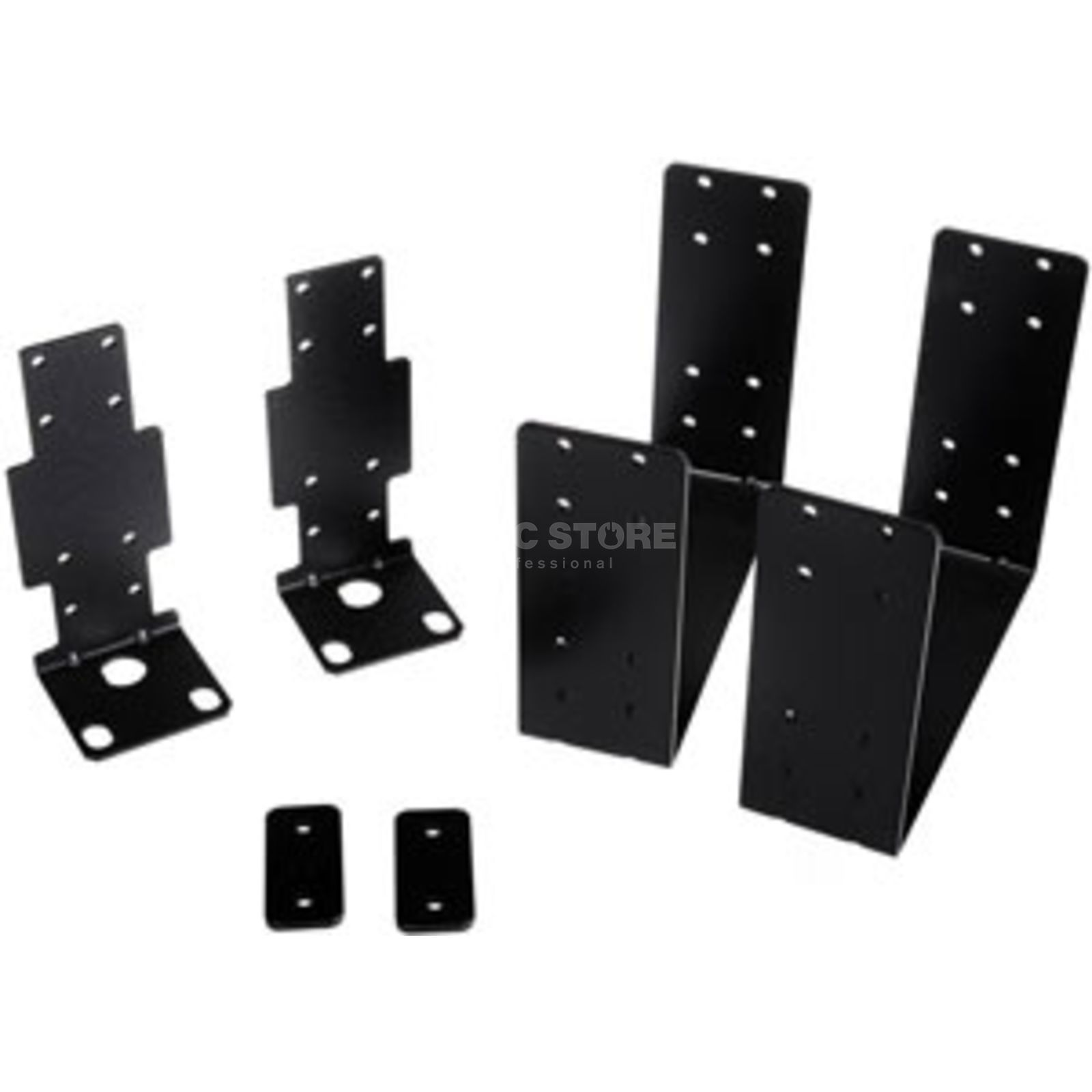 AKG RMU 40 MINI Rack Mount Set for WMS 40 Mini / Mini Dual Product Image