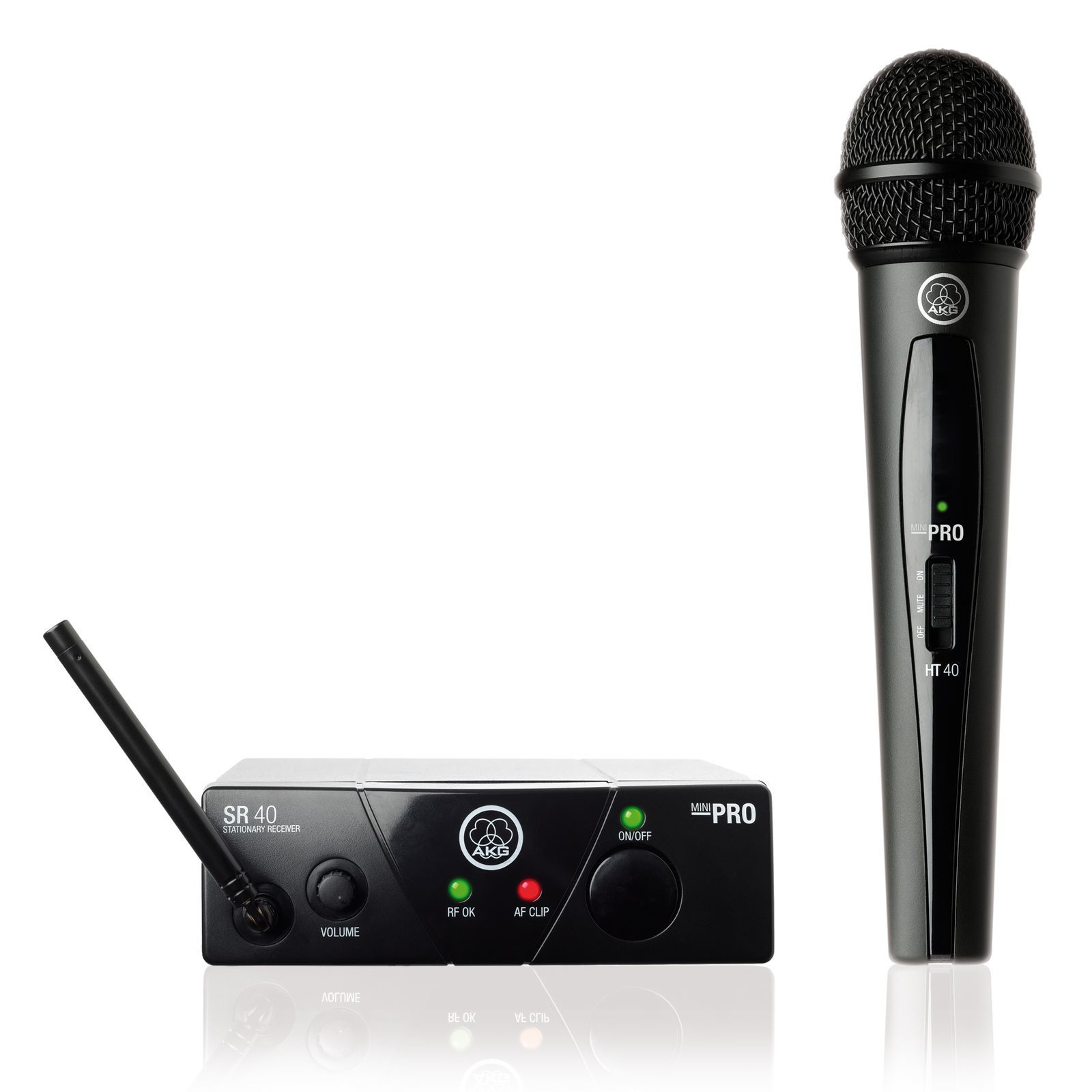 AKG WMS 40 Mini Vocal / ISM 2 (864,375 MHz) Produktbild