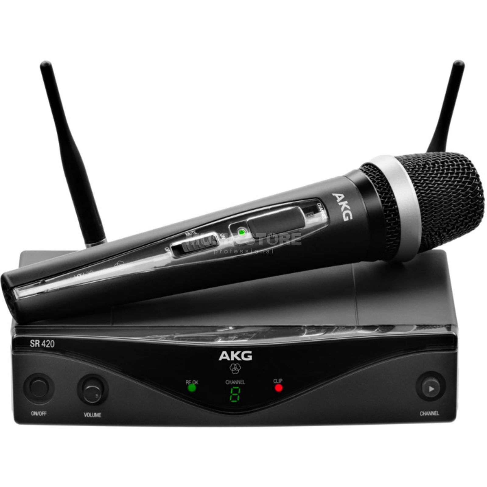 AKG WMS 420 BM Vocal Set D5 826-831 MHz Produktbild