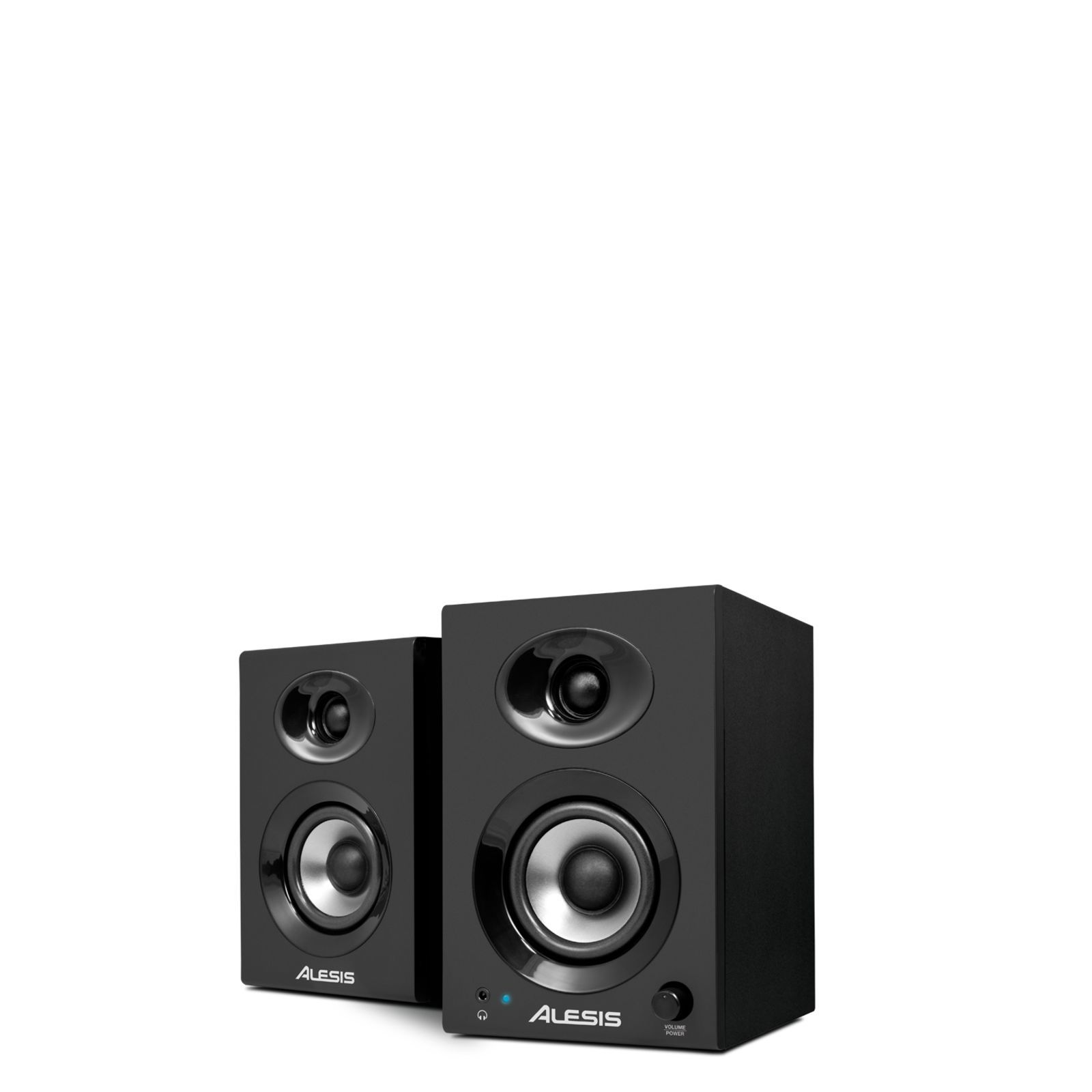 Alesis Elevate 3 Desktop Studio Speakers Produktbillede
