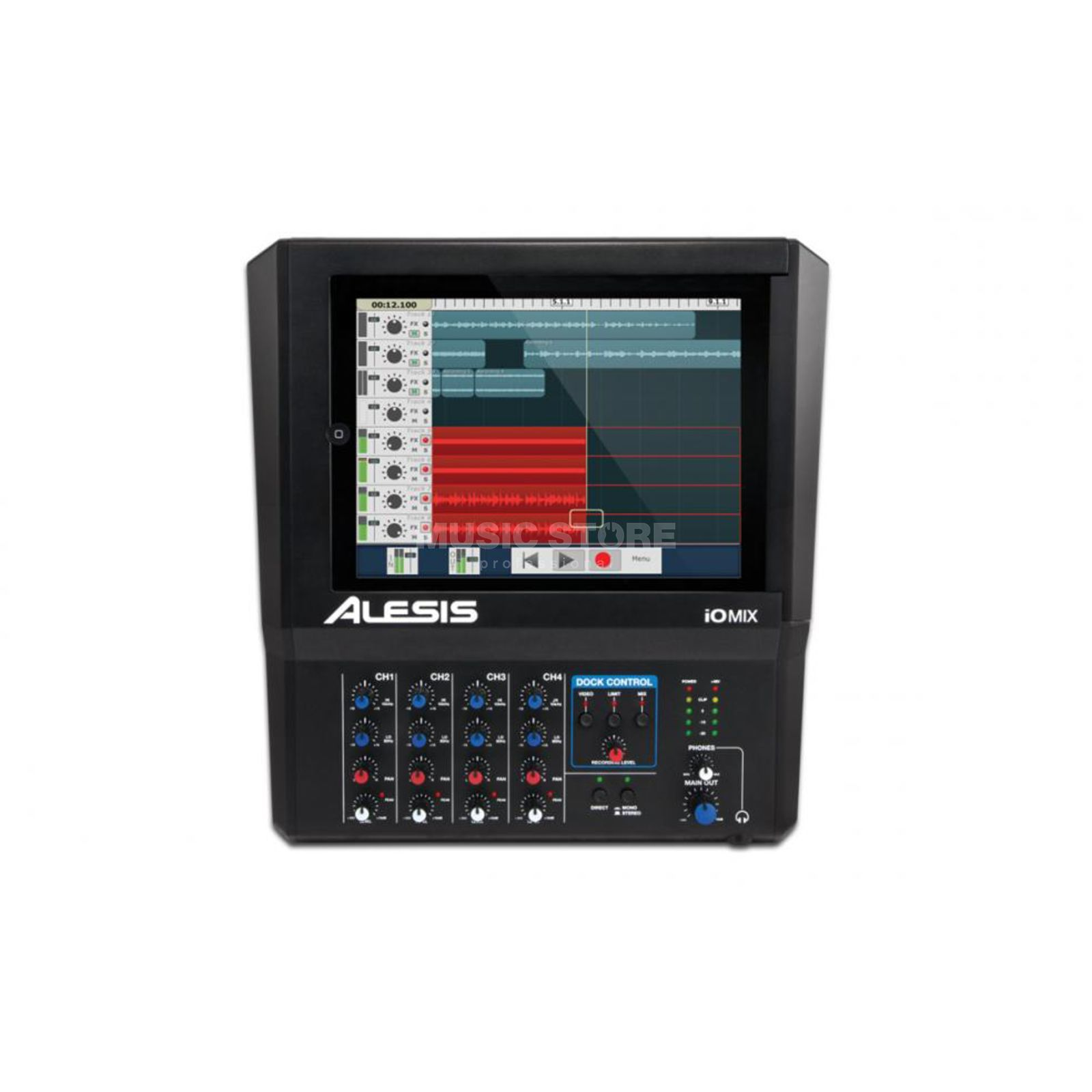 Alesis iO MIX Audio Interface for iPad Produktbillede