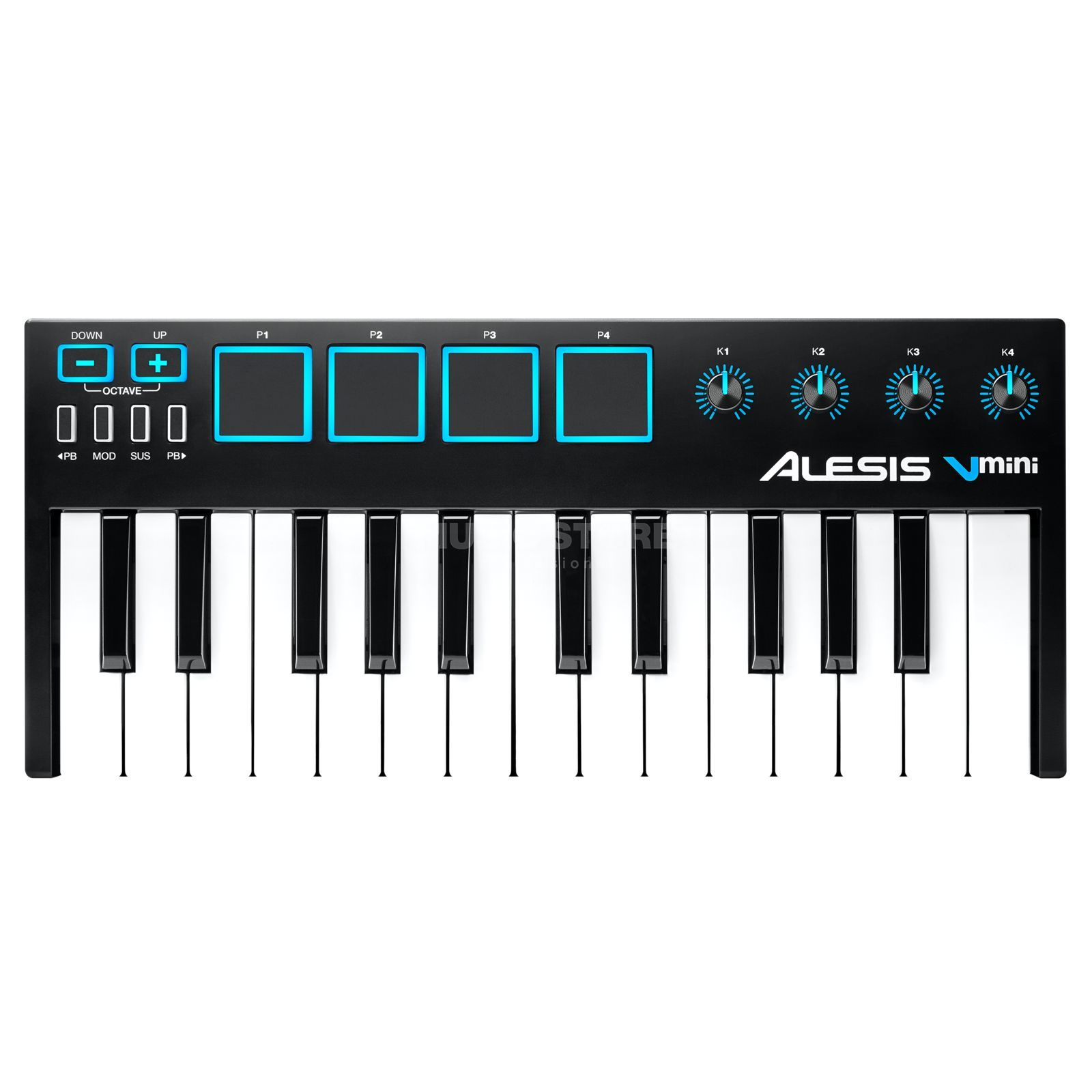 Alesis V Mini kompaktes MIDI-Keyboard Product Image