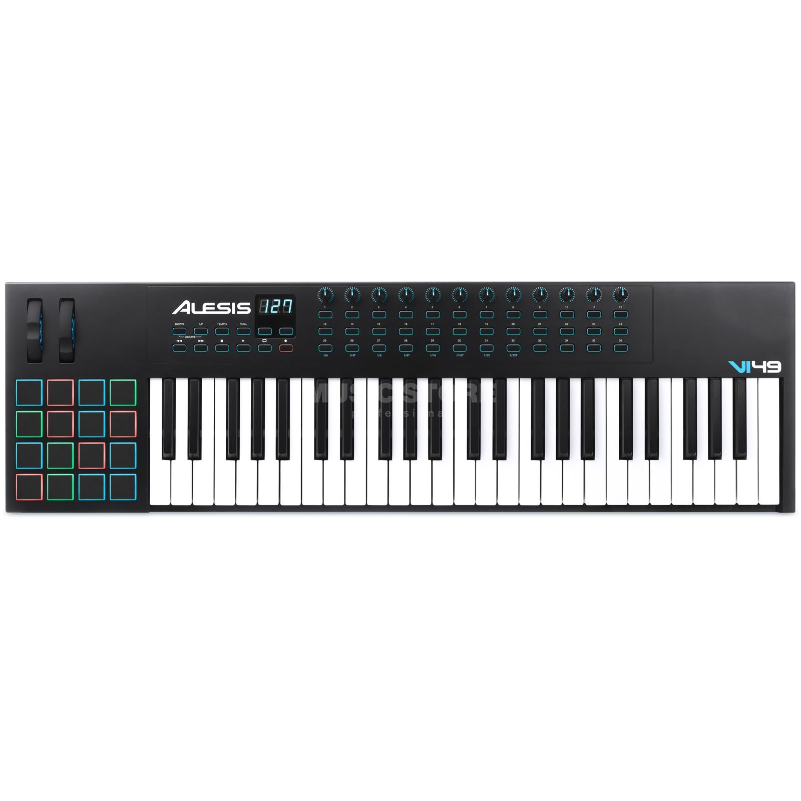 Alesis VI 49 USB Controller Keyboard Product Image