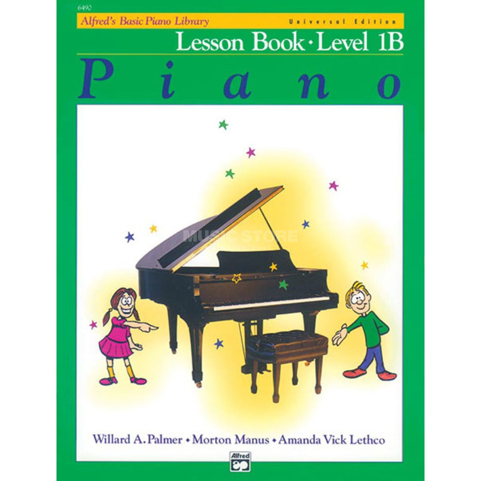 Alfred Music Basic Piano Lesson Book 1B Piano Solo Product Image