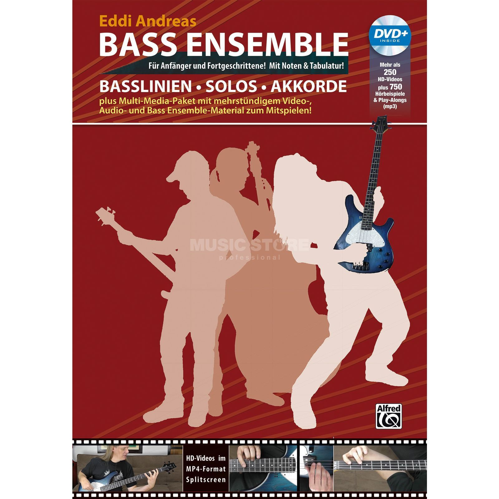 Alfred Music Bass Ensemble Product Image