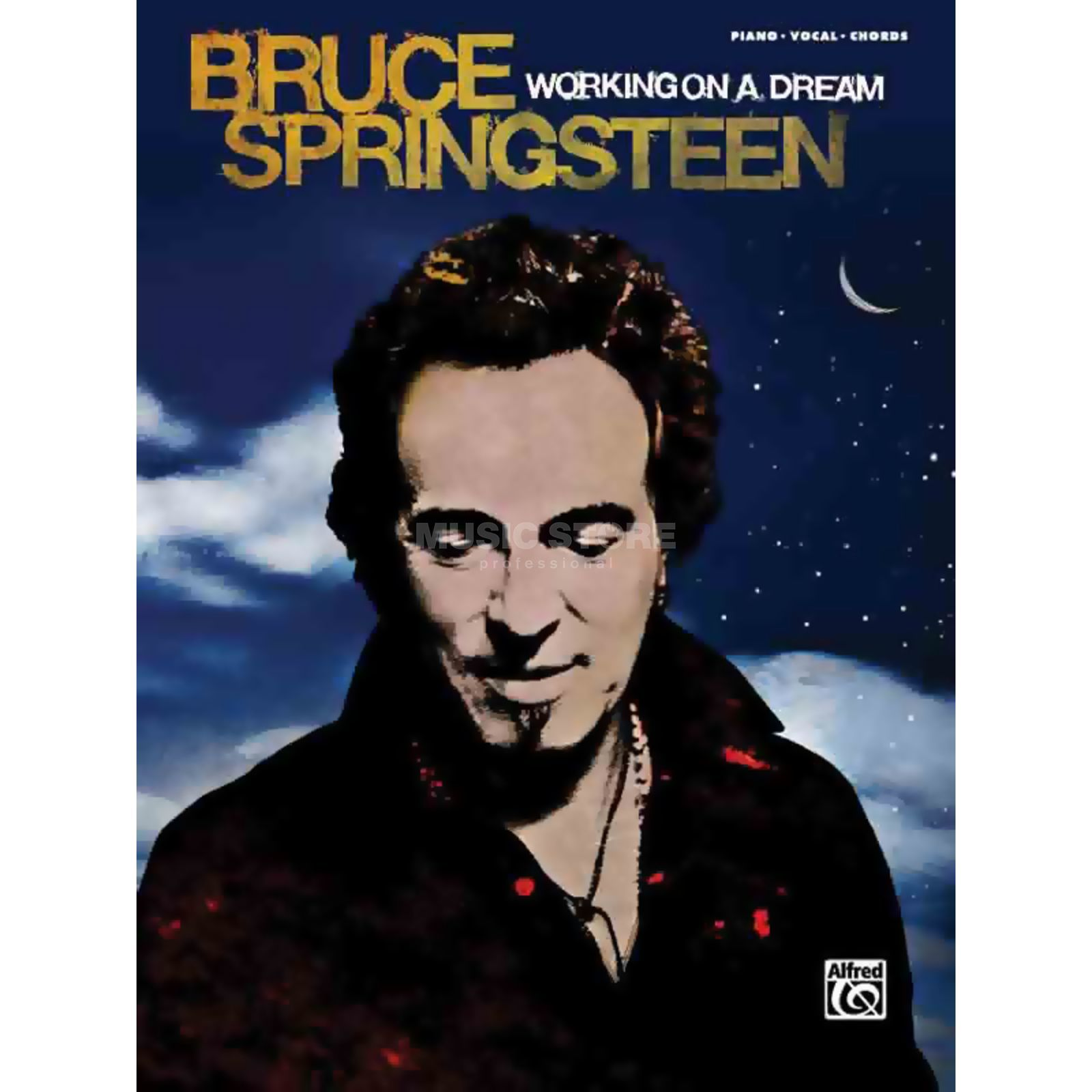 Alfred Music Bruce Springsteen: Working on a Dream Produktbillede