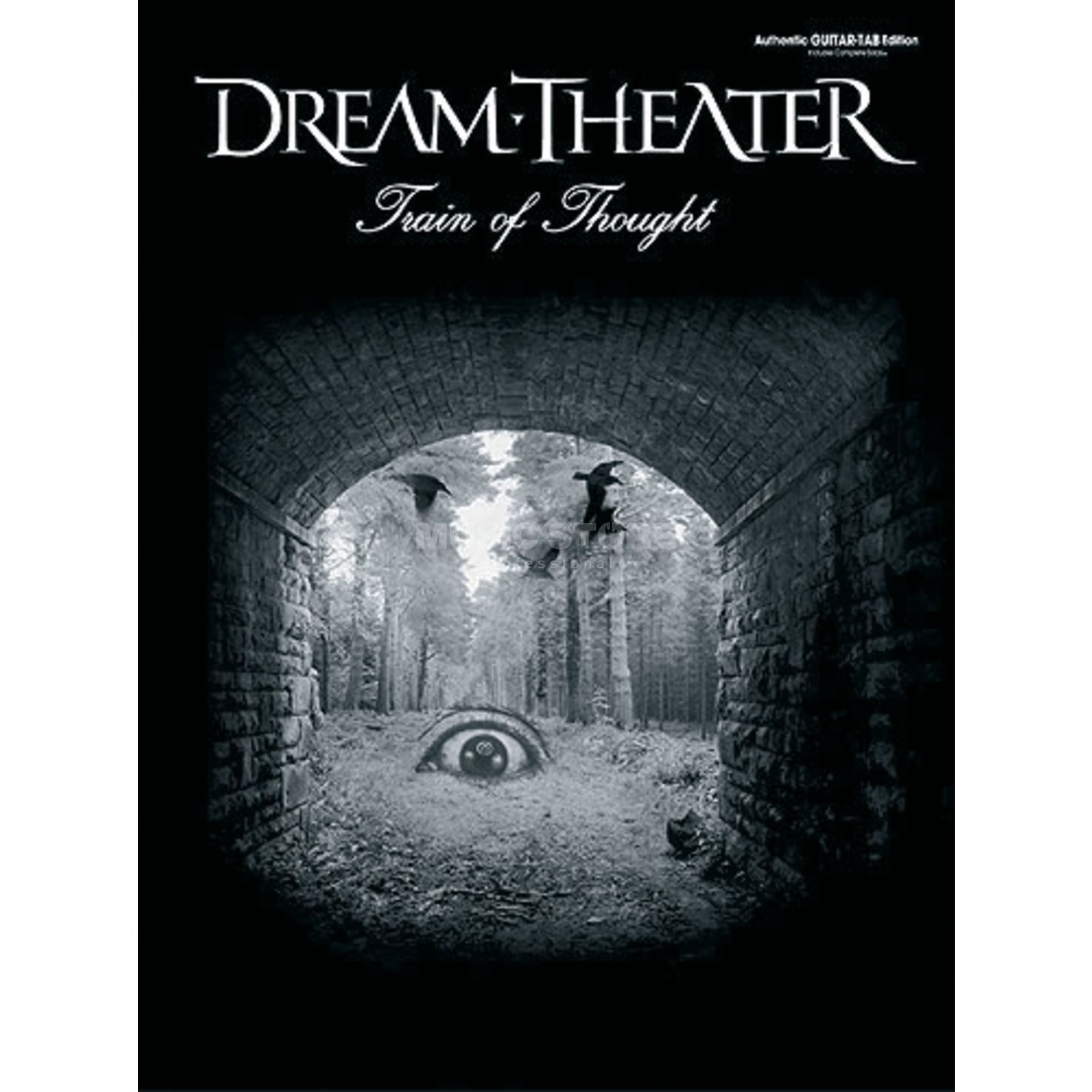 Alfred Music Dream Theater - Train of Thought TAB Produktbild