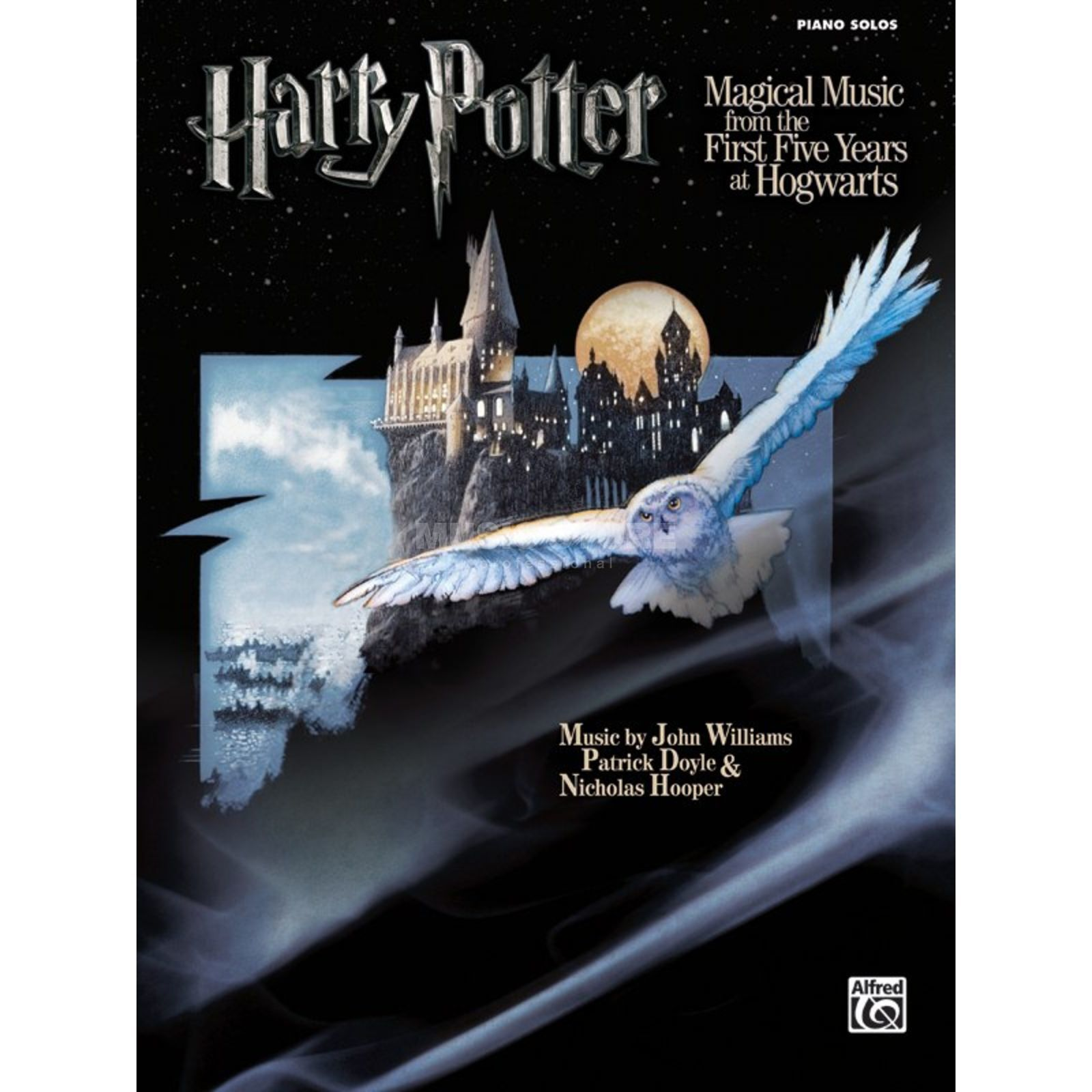 Alfred Music Harry Potter Magical Music Piano solo Produktbillede