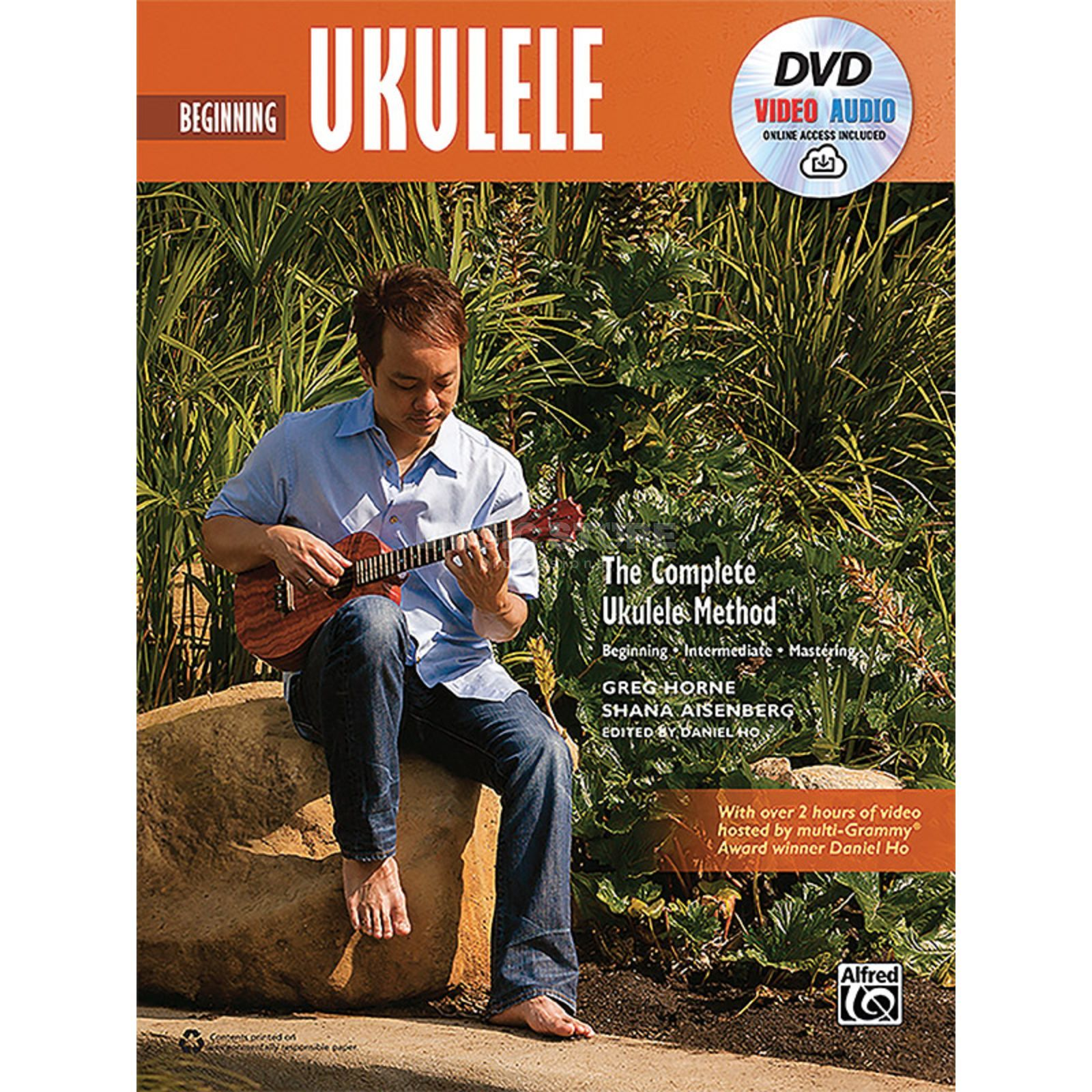 Alfred Music The Complete Ukulele Method: Beginning Ukulele Produktbild