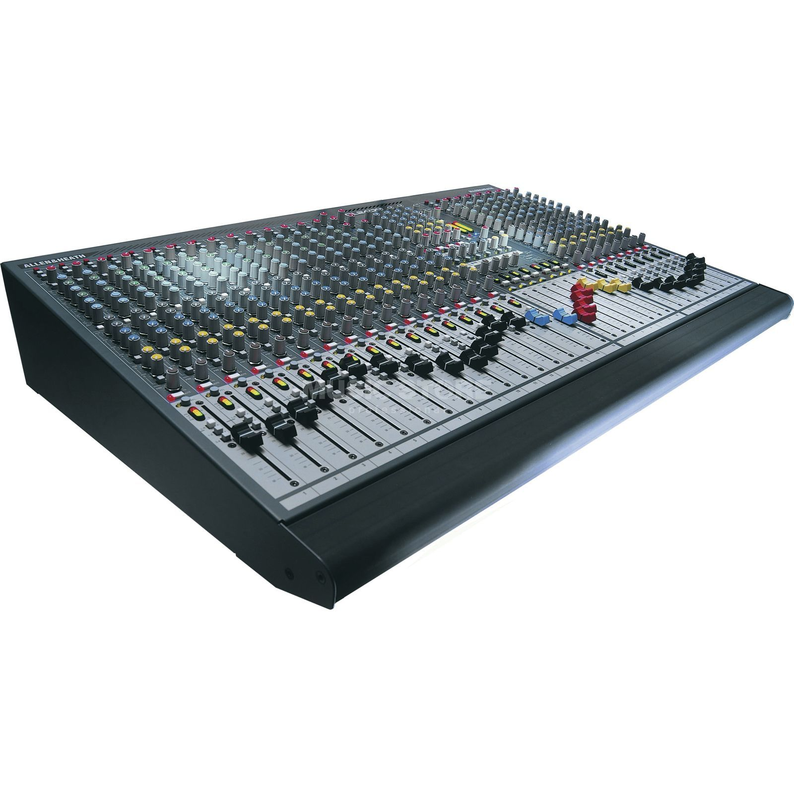 Allen & Heath GL2400 24-Channel Live Sound Mixer Produktbillede