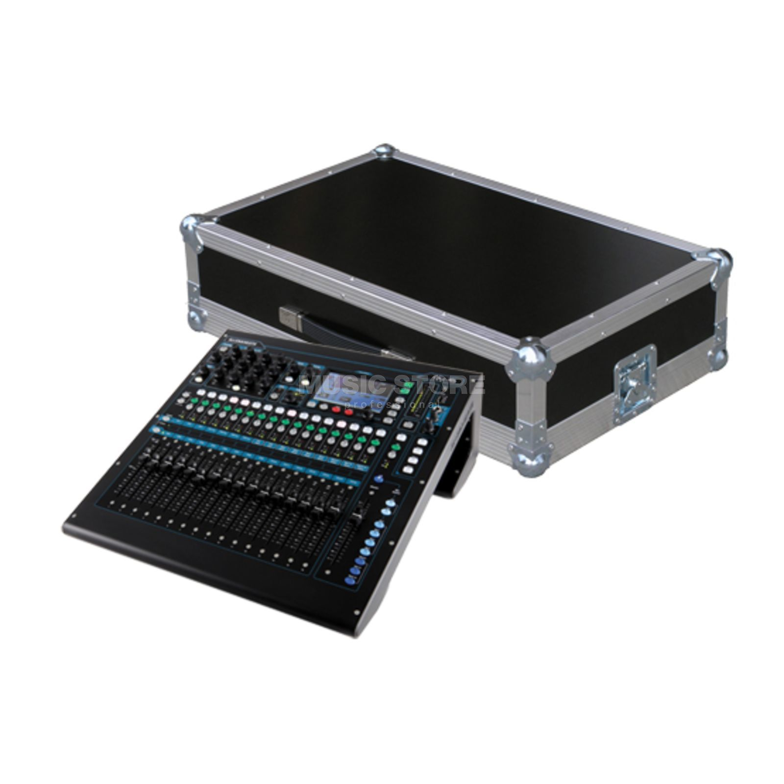 Allen & Heath Qu-16 Chrome + Case Produktbild