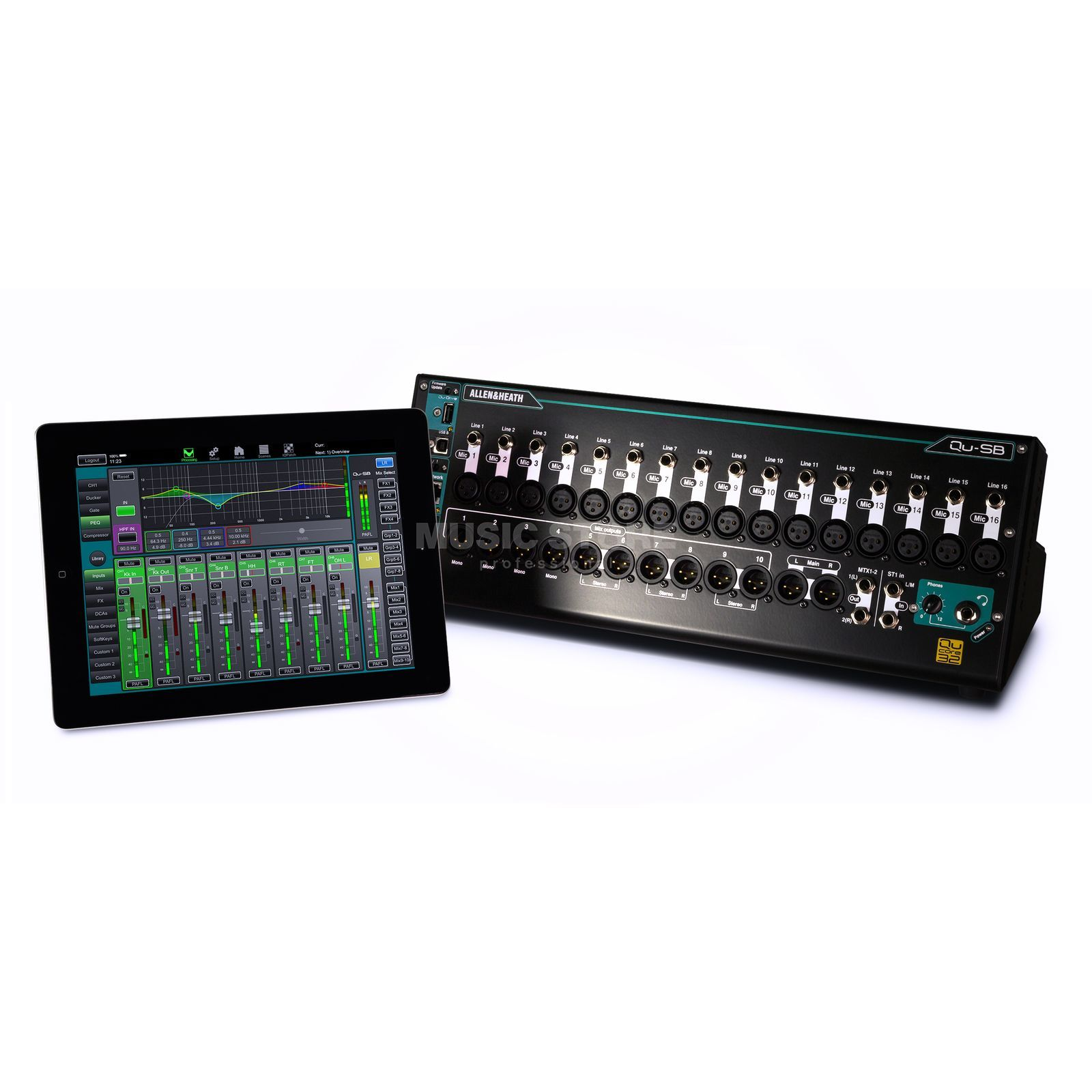 Allen & Heath Qu-SB Product Image