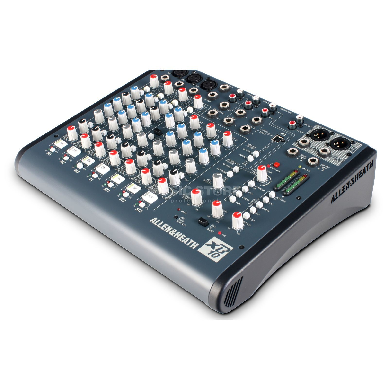 Allen & Heath XB-10 Radio Broadcast Mixer Product Image