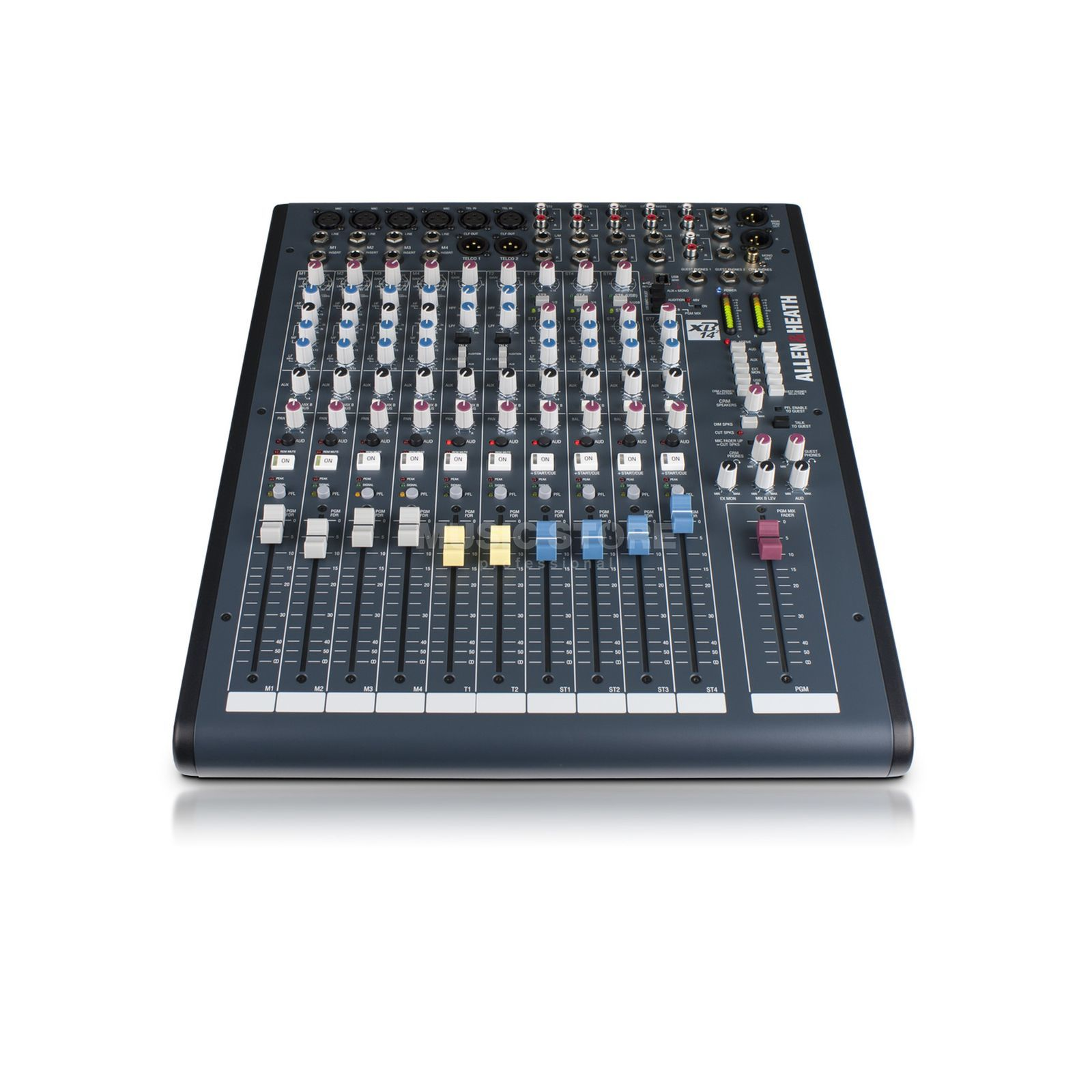 Allen & Heath XB-14 Radio Broadcast Mixer Produktbillede