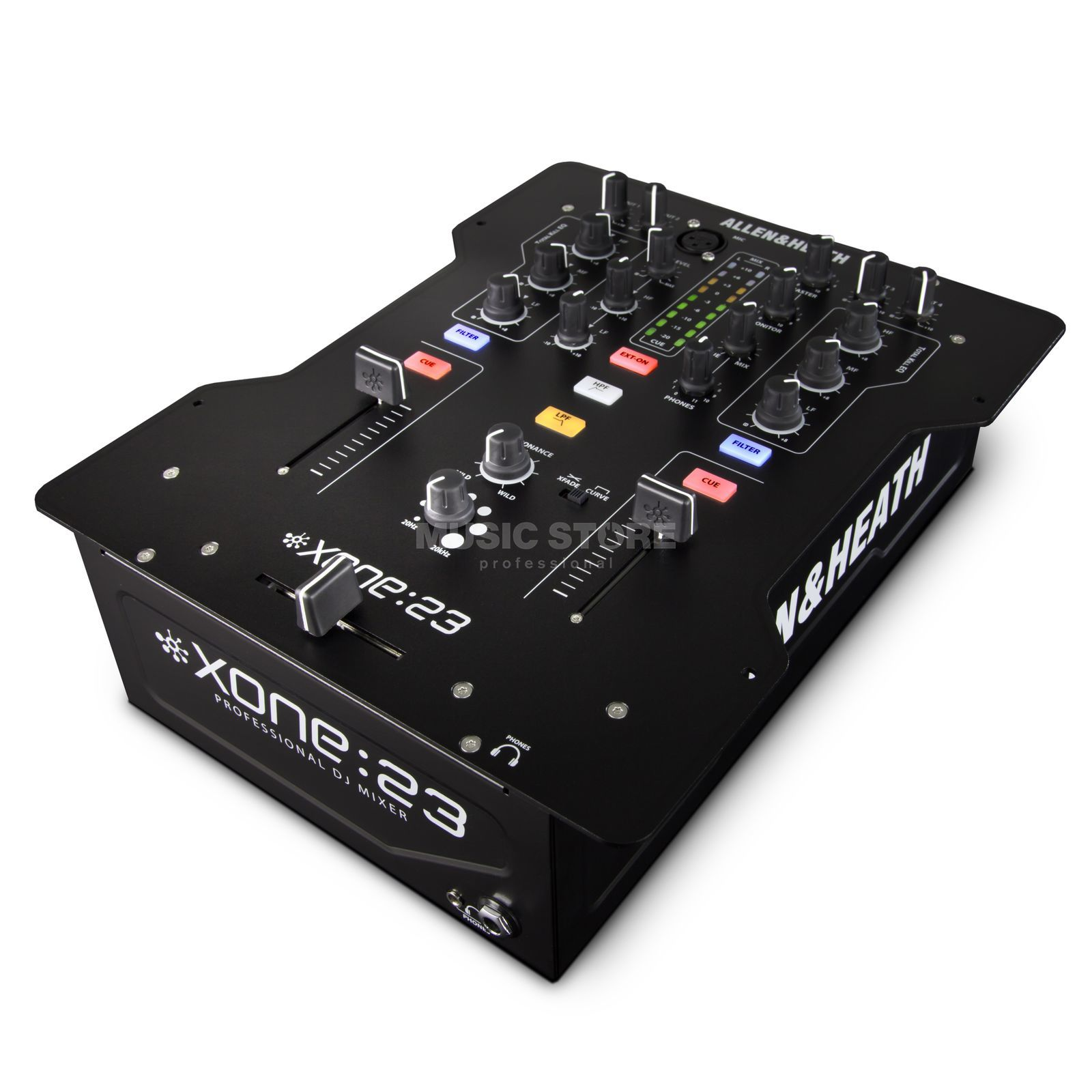 Allen & Heath Xone:23 2-Channel DJ-Mixer Product Image