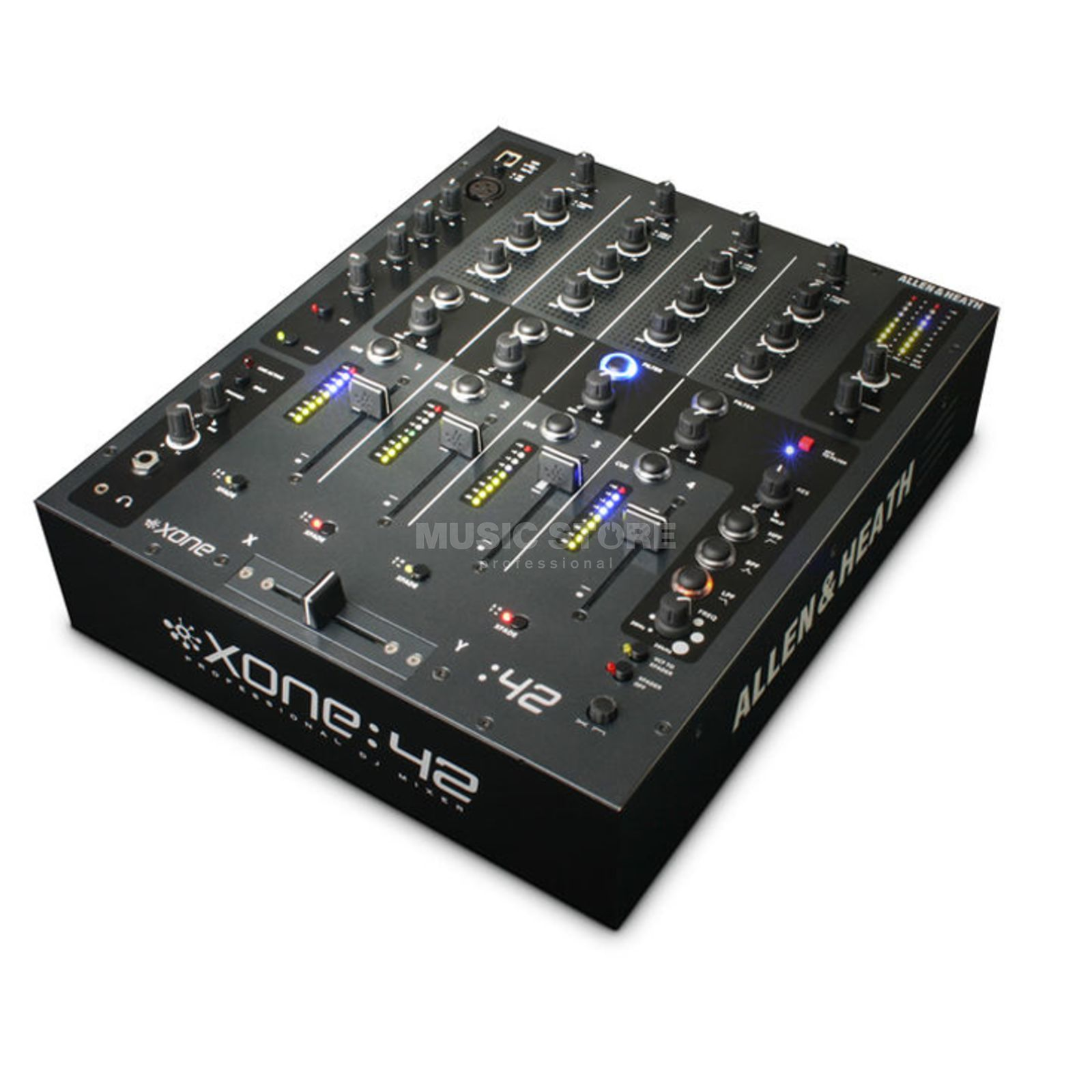 Allen & Heath Xone 42 DJ Mixer, USB Audio Interface Produktbild