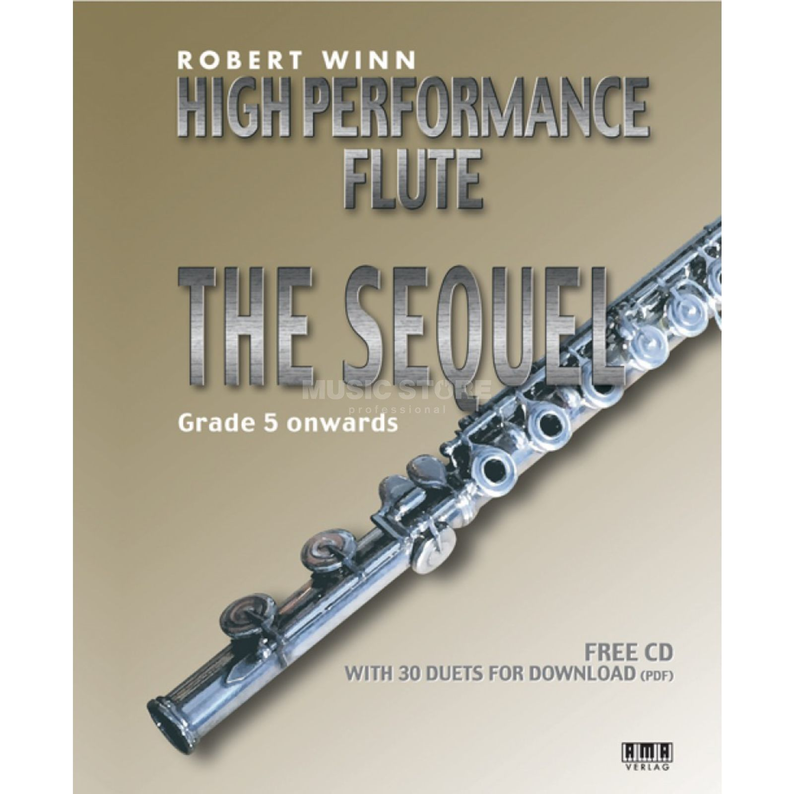 AMA Verlag High Performance Flute - The Sequel Produktbild