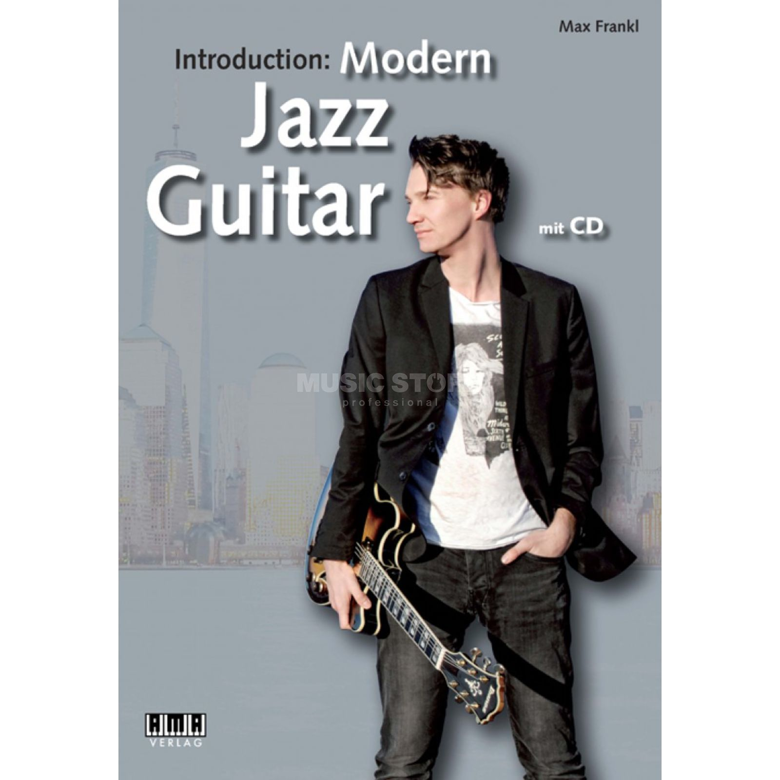 AMA Verlag Introduction: Modern Jazz Guitar Produktbillede