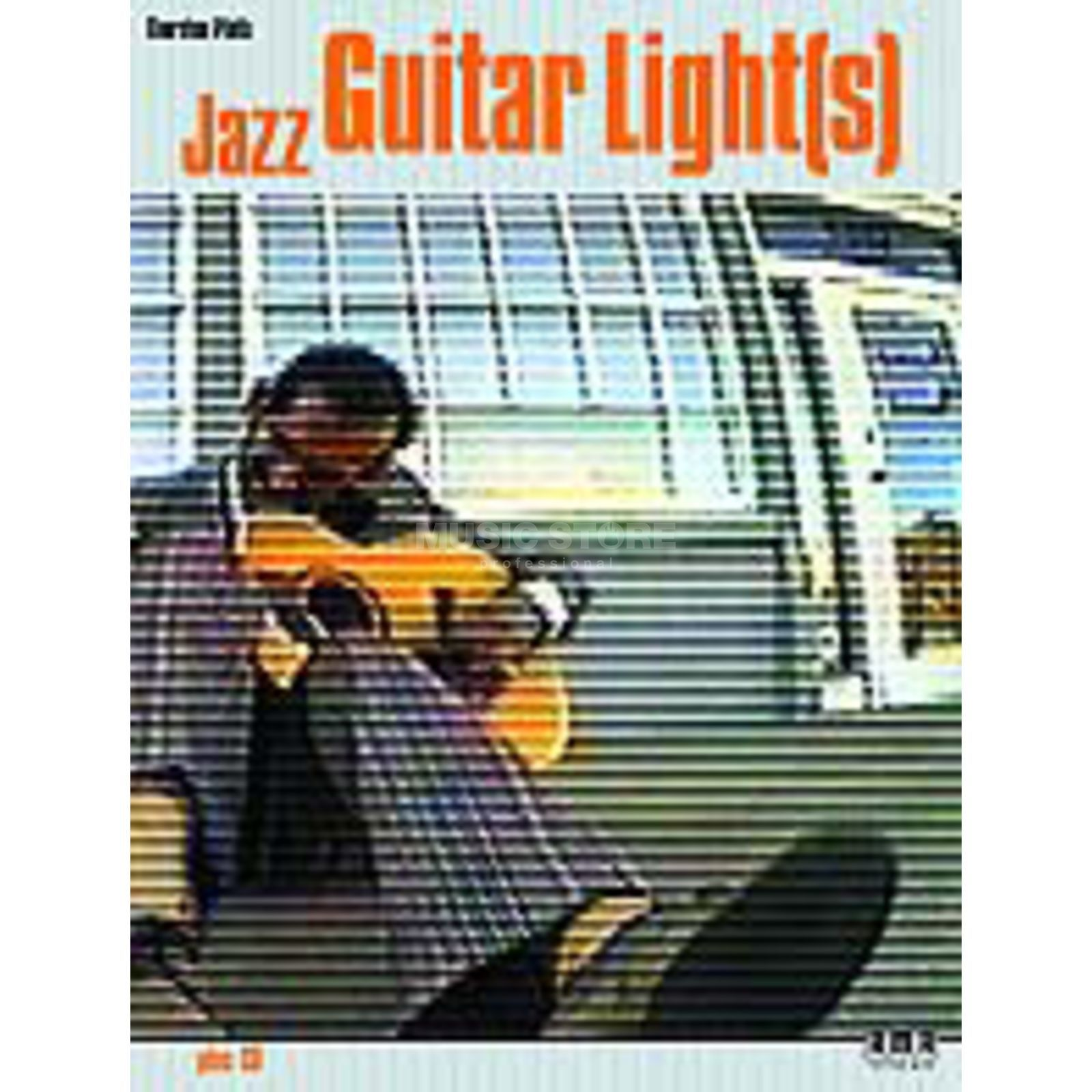 AMA Verlag Jazz Guitar Light Thorsten Plath Produktbillede