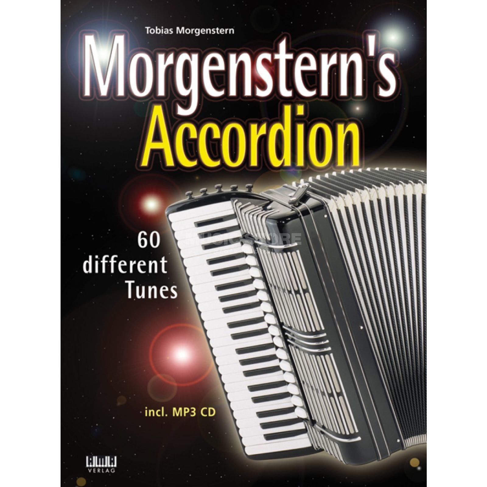 AMA Verlag Morgenstern's Accordion Produktbild