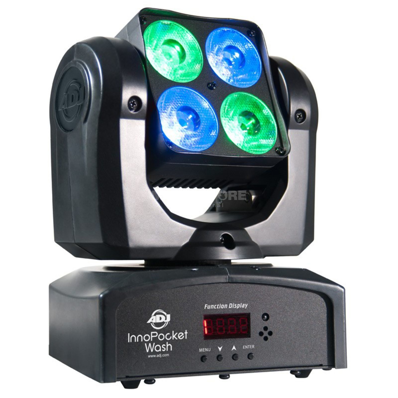 American DJ Inno Pocket WASH 4x 10W 4-IN1 Quad LEDs (RGBW) Produktbild