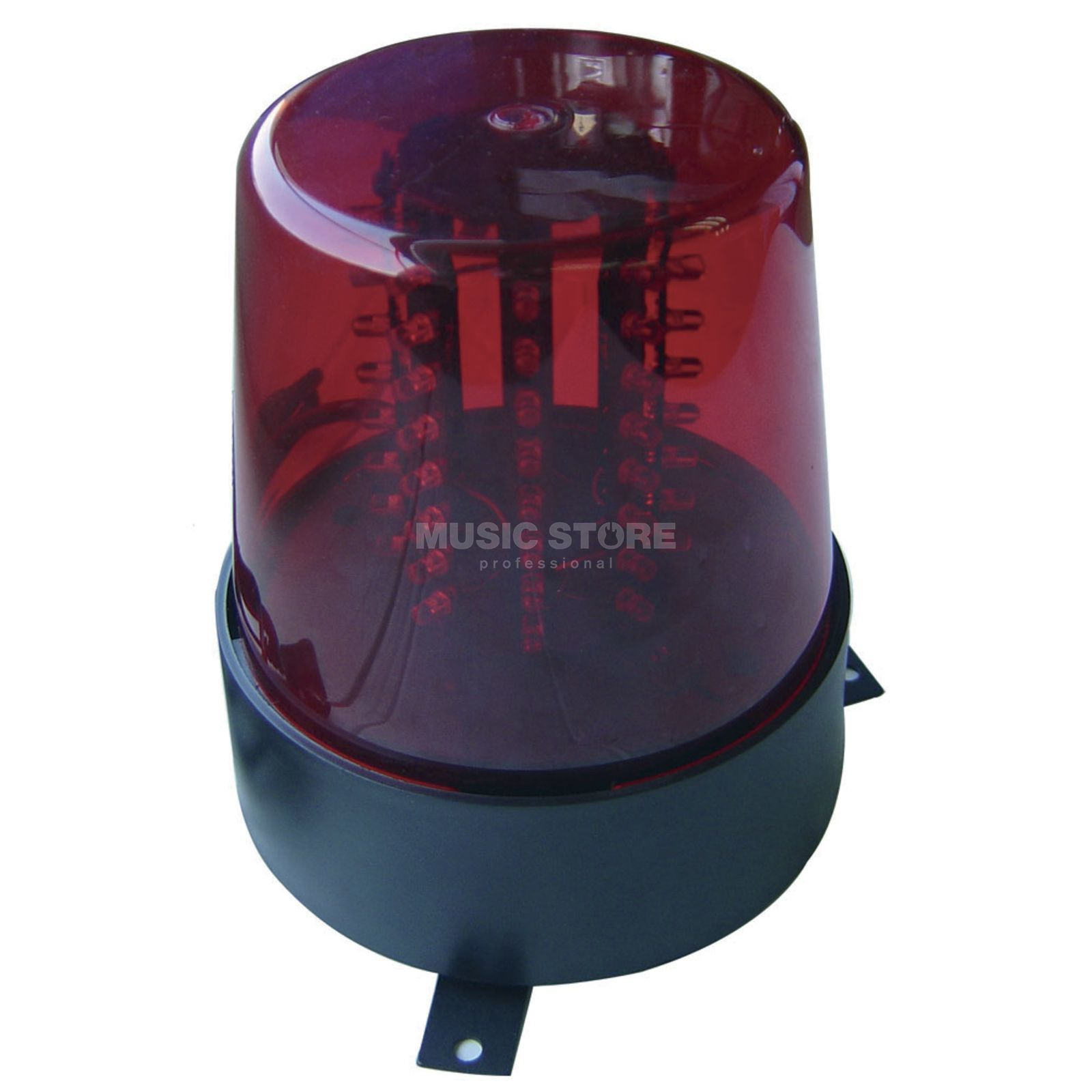 American DJ LED Police Light Beacon Red with 56 LEDs Produktbillede
