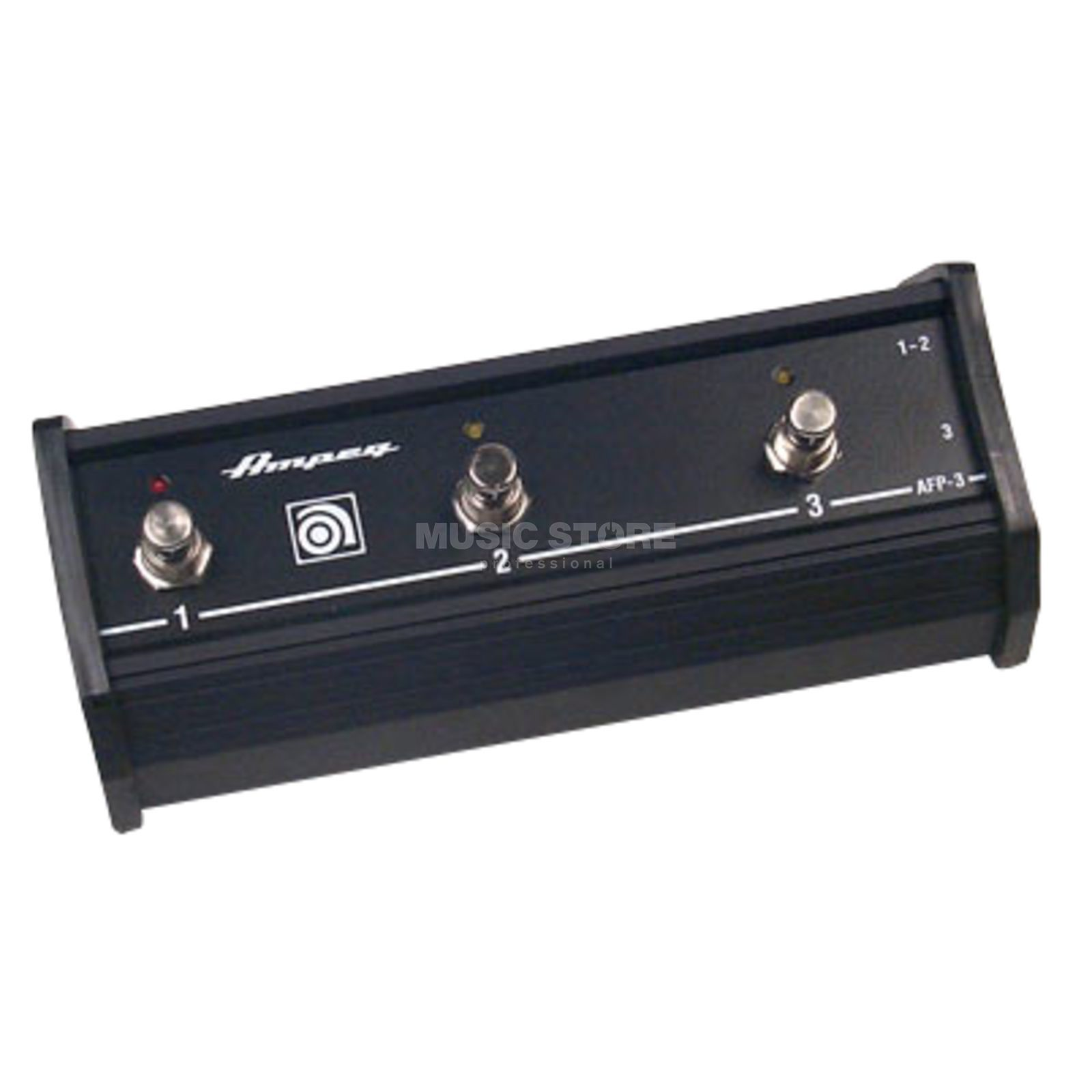 Ampeg AFP3 Triple Footswitch   B-Stock Изображение товара