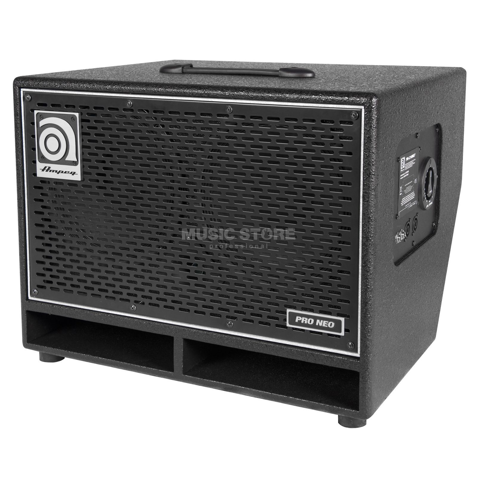 Ampeg Pro Neo PN-210HLF Cabinet  Productafbeelding