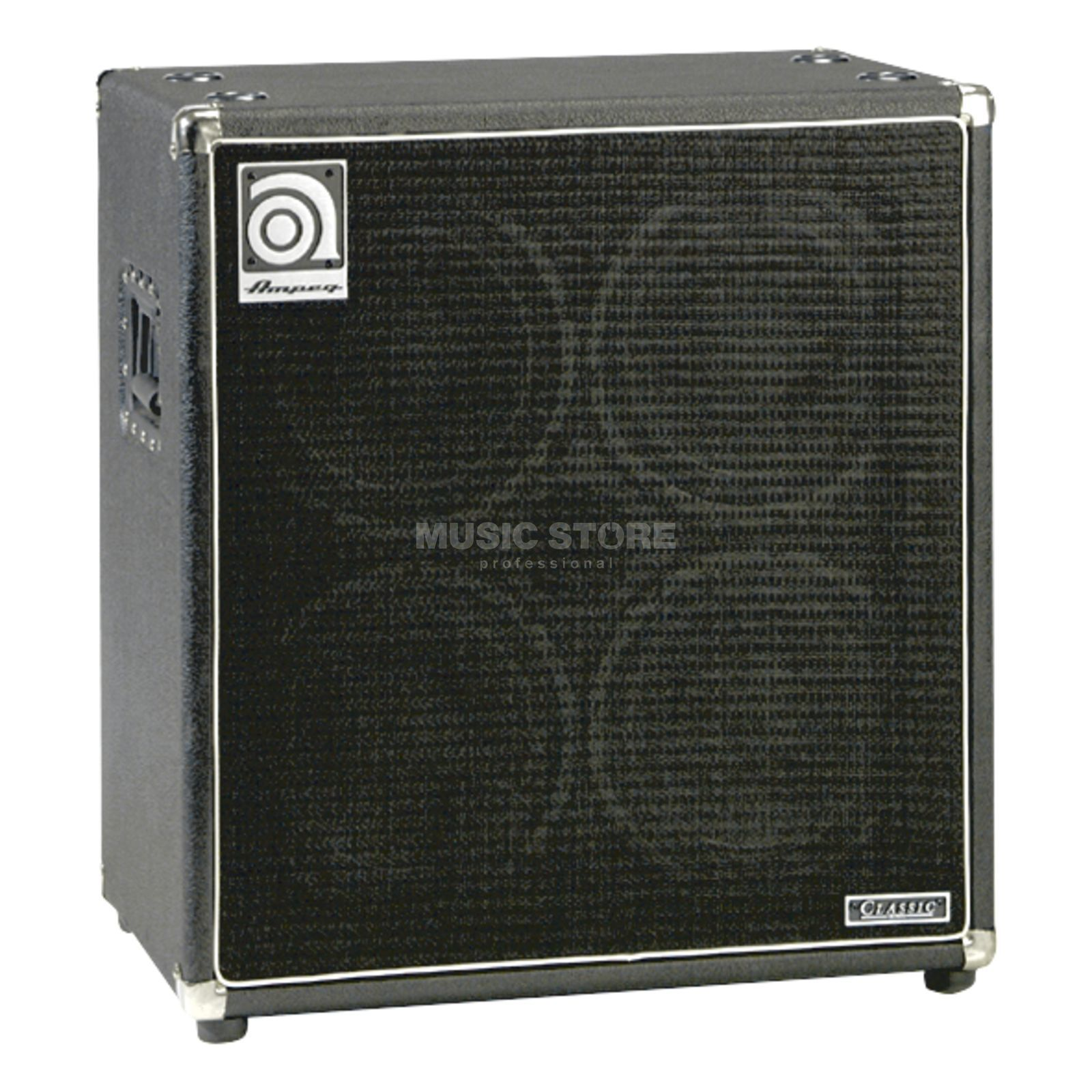 ampeg svt 410 he box 400w 8 ohm 4x10 speaker horn. Black Bedroom Furniture Sets. Home Design Ideas
