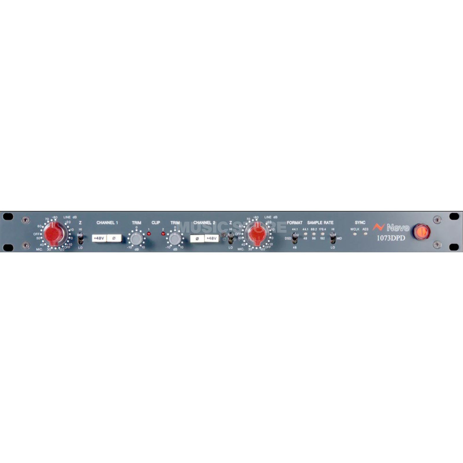 AMS Neve 1073 DPD Stereo Mic Preamp    Produktbillede